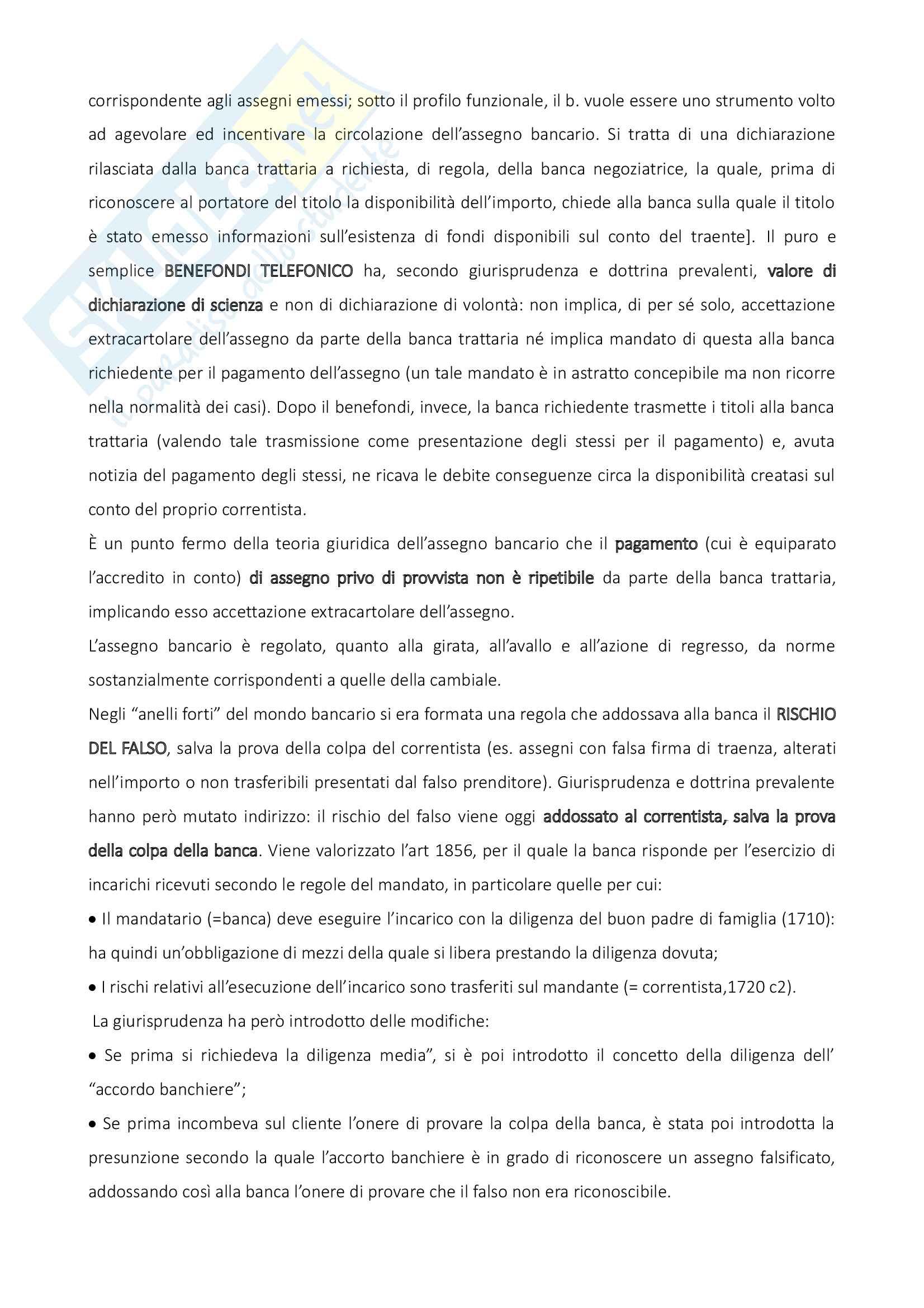 Riassunto esame di diritto commerciale, prof. Meruzzi, testo consigliato Diritto commerciale: volume 2 di Galgano Pag. 101