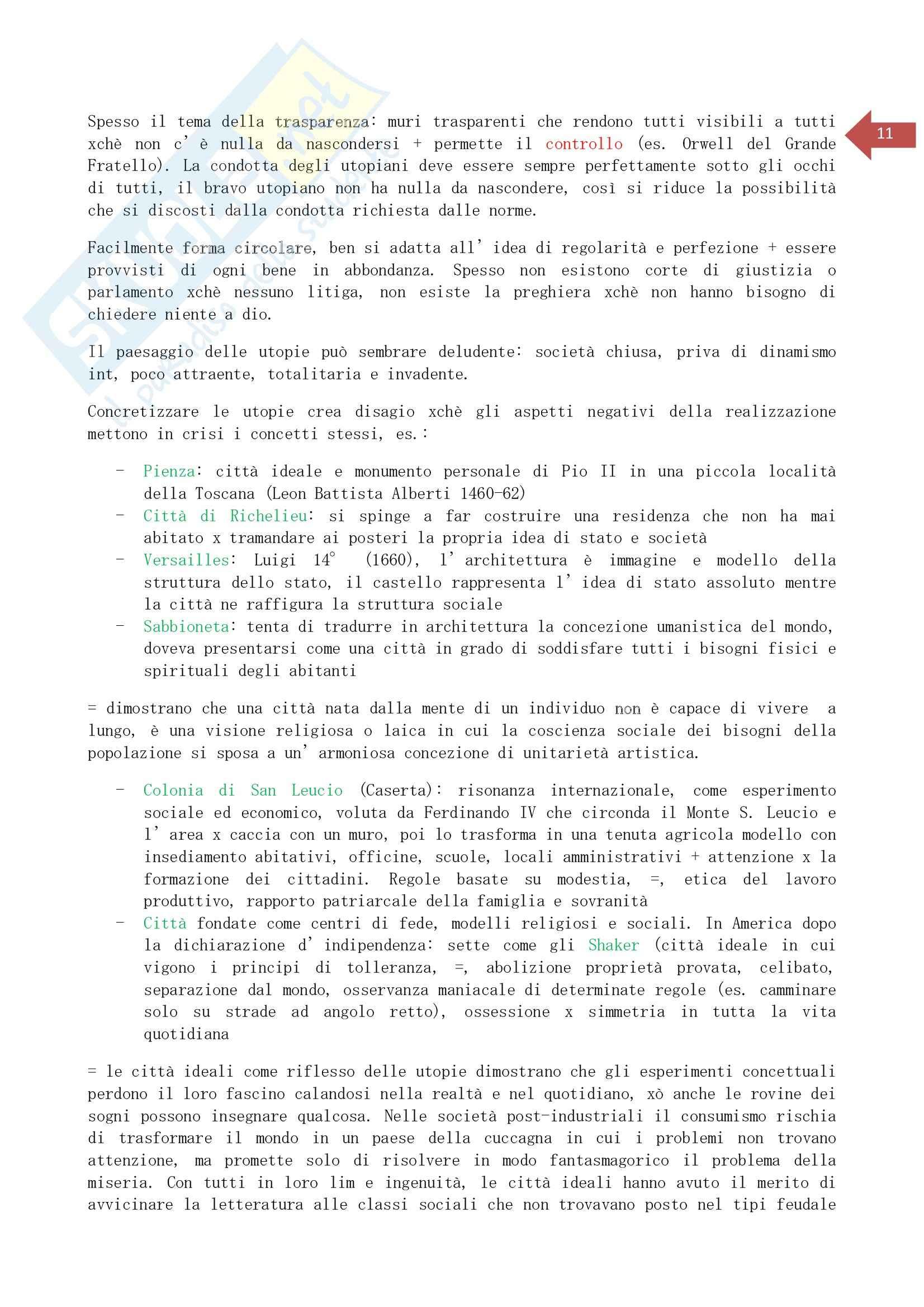 Riassunto esame Educazione degli adulti, prof. Mariani, libro consigliato Pedagogia e utopia, Mariani Pag. 11