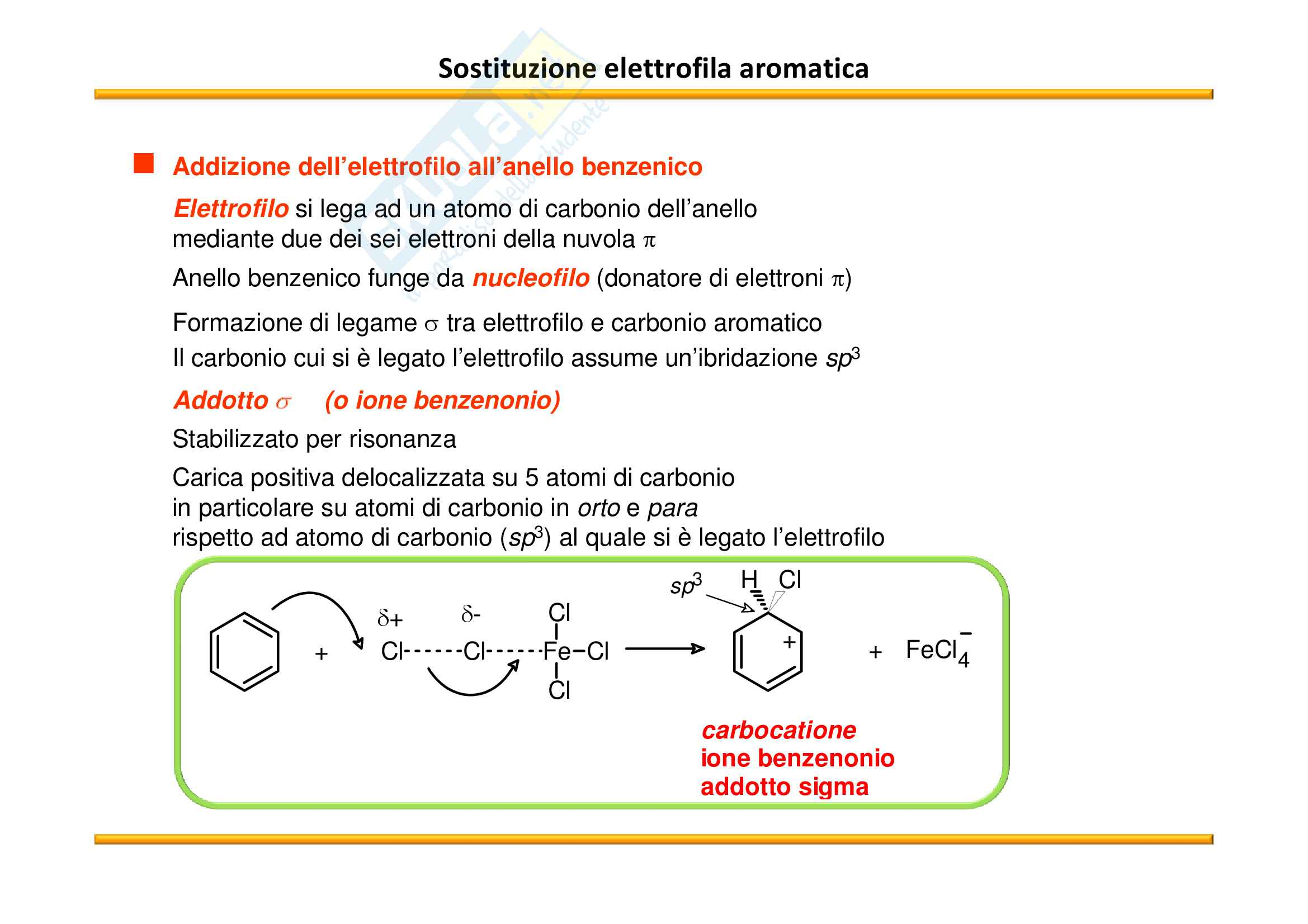 Chimica Organica: Composti aromatici Pag. 36