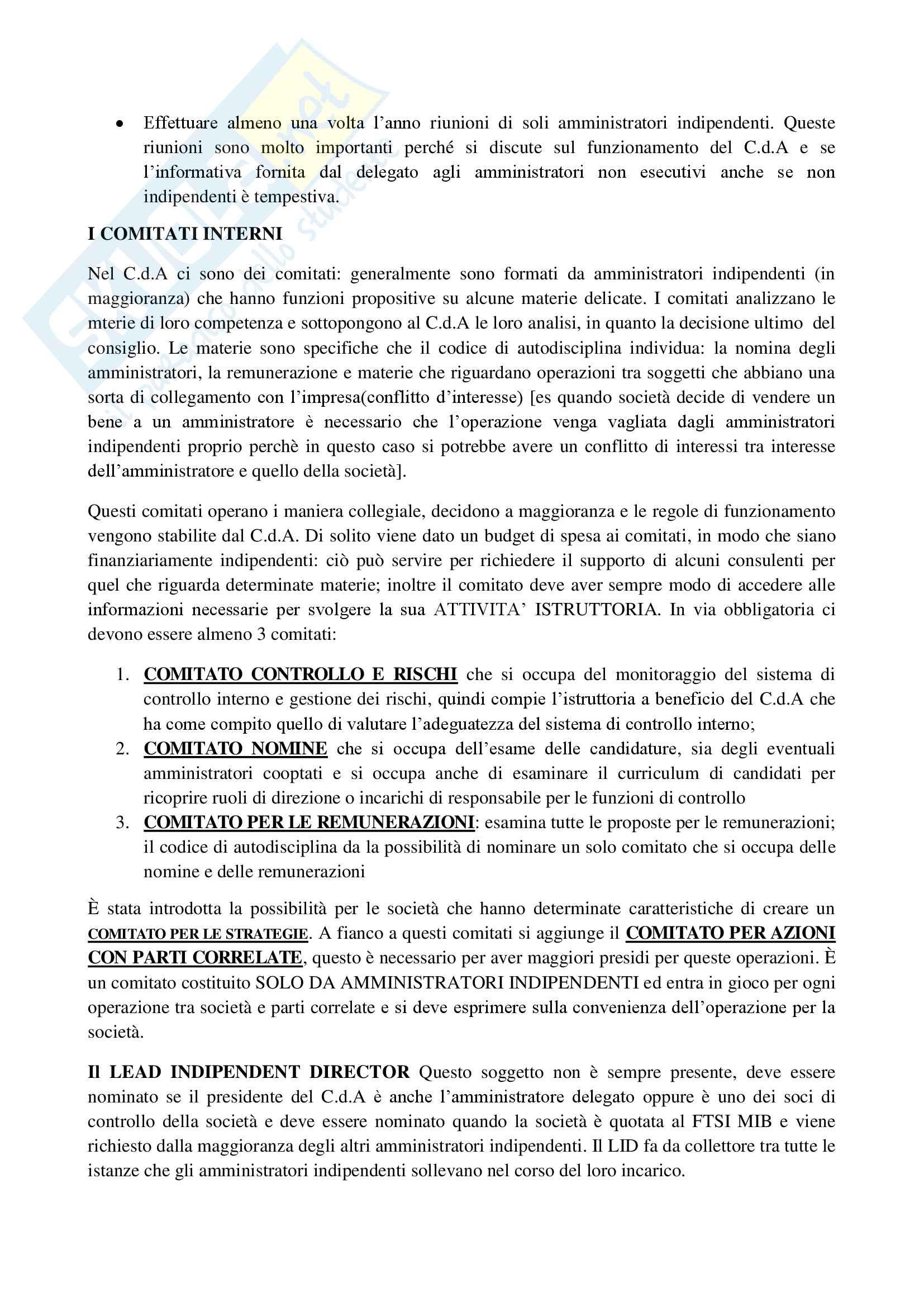 Tecnica Professionale Corso Progredito + (sintesi codice autodisciplina) parte 1° Pag. 16