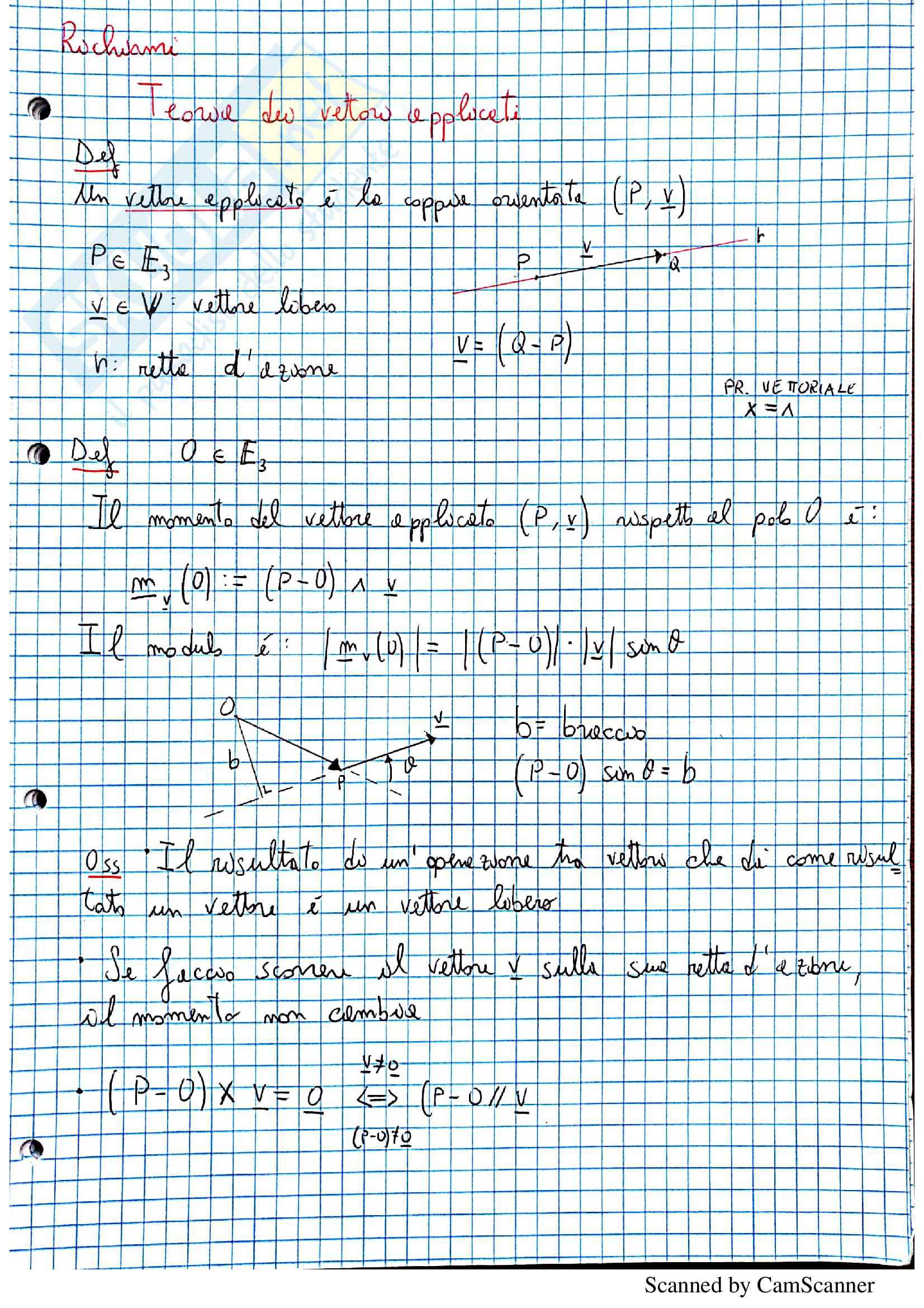 Scienza delle Costruzioni (corso completo) prof. Laragione