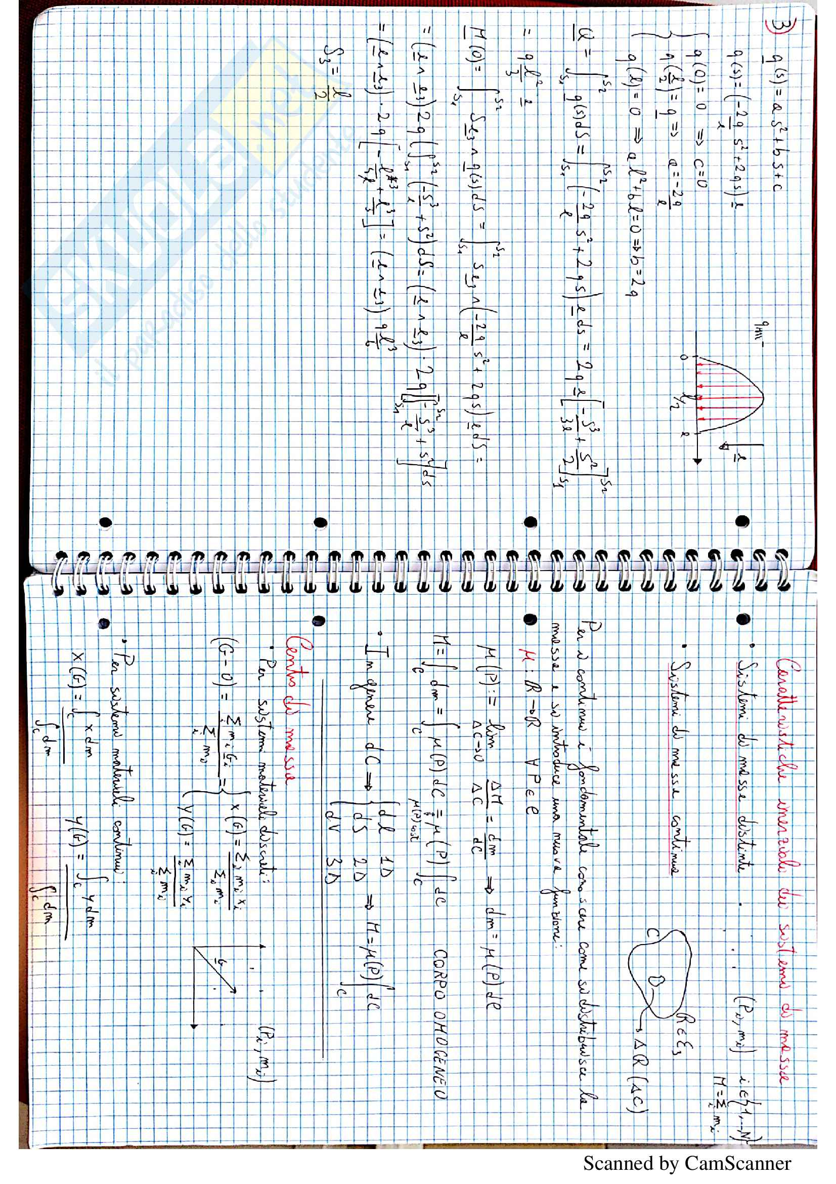 Scienza delle Costruzioni (corso completo) prof. Laragione Pag. 6
