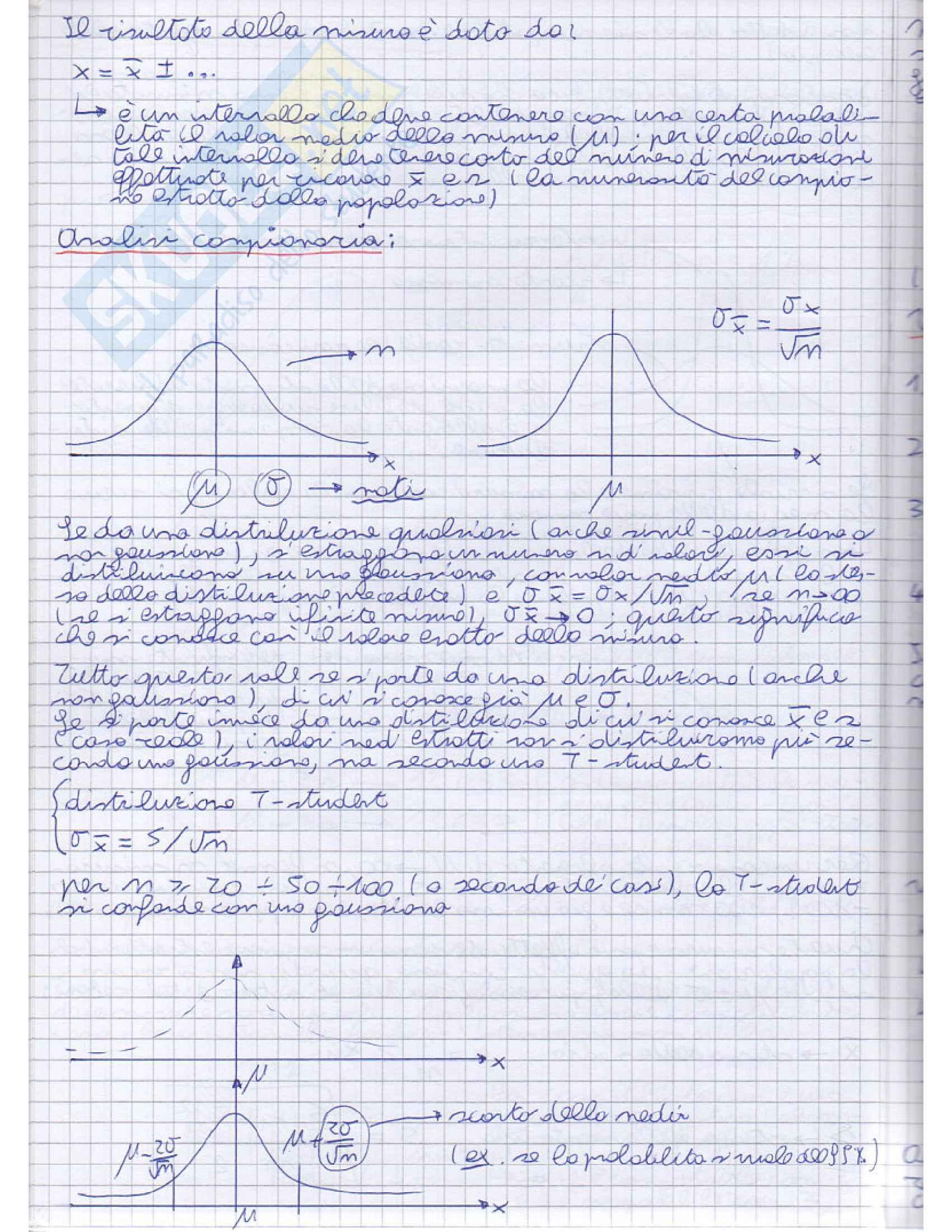 Lezioni, Misure meccaniche e termiche Pag. 26
