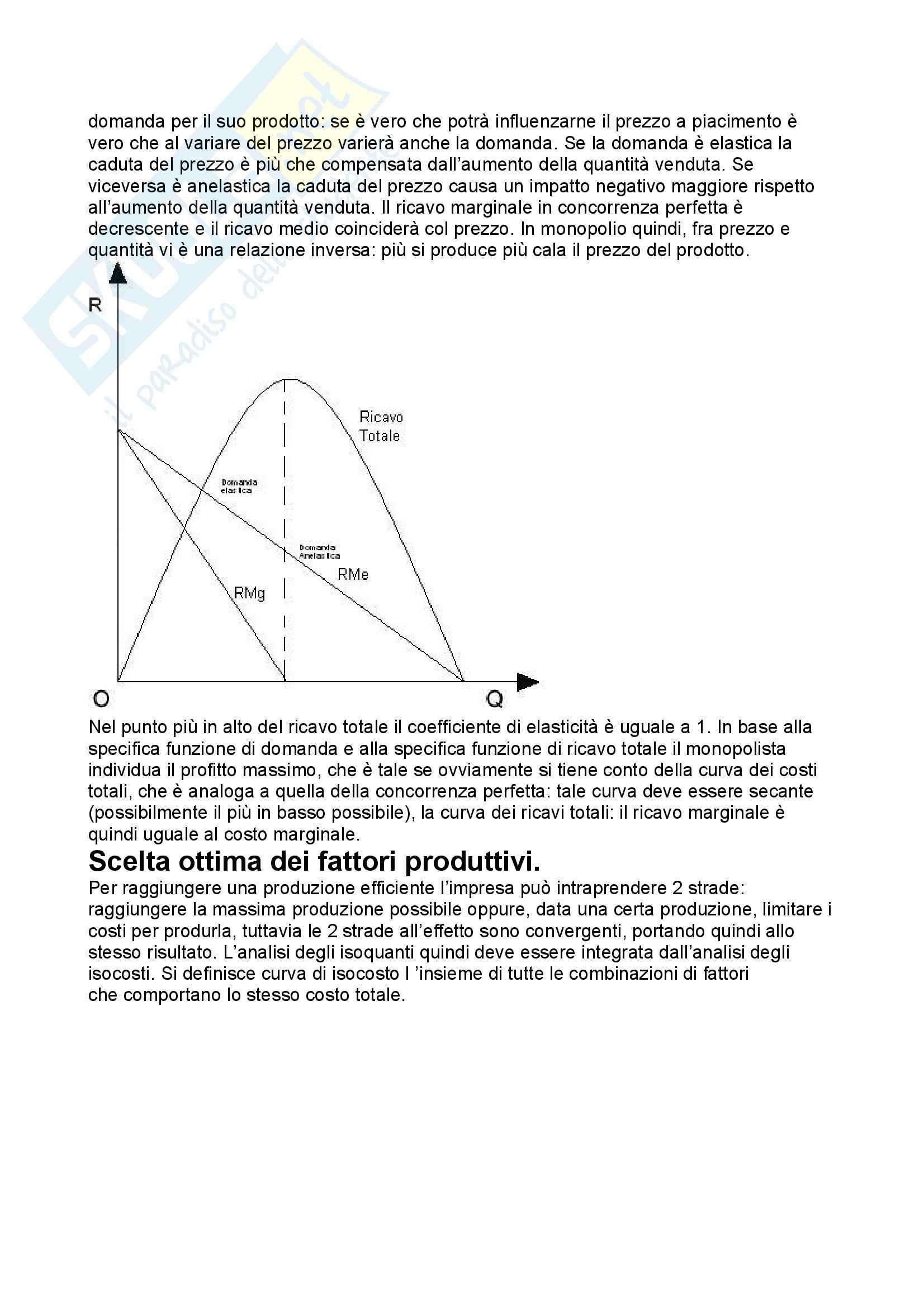 Economia politica - l'impresa Pag. 6
