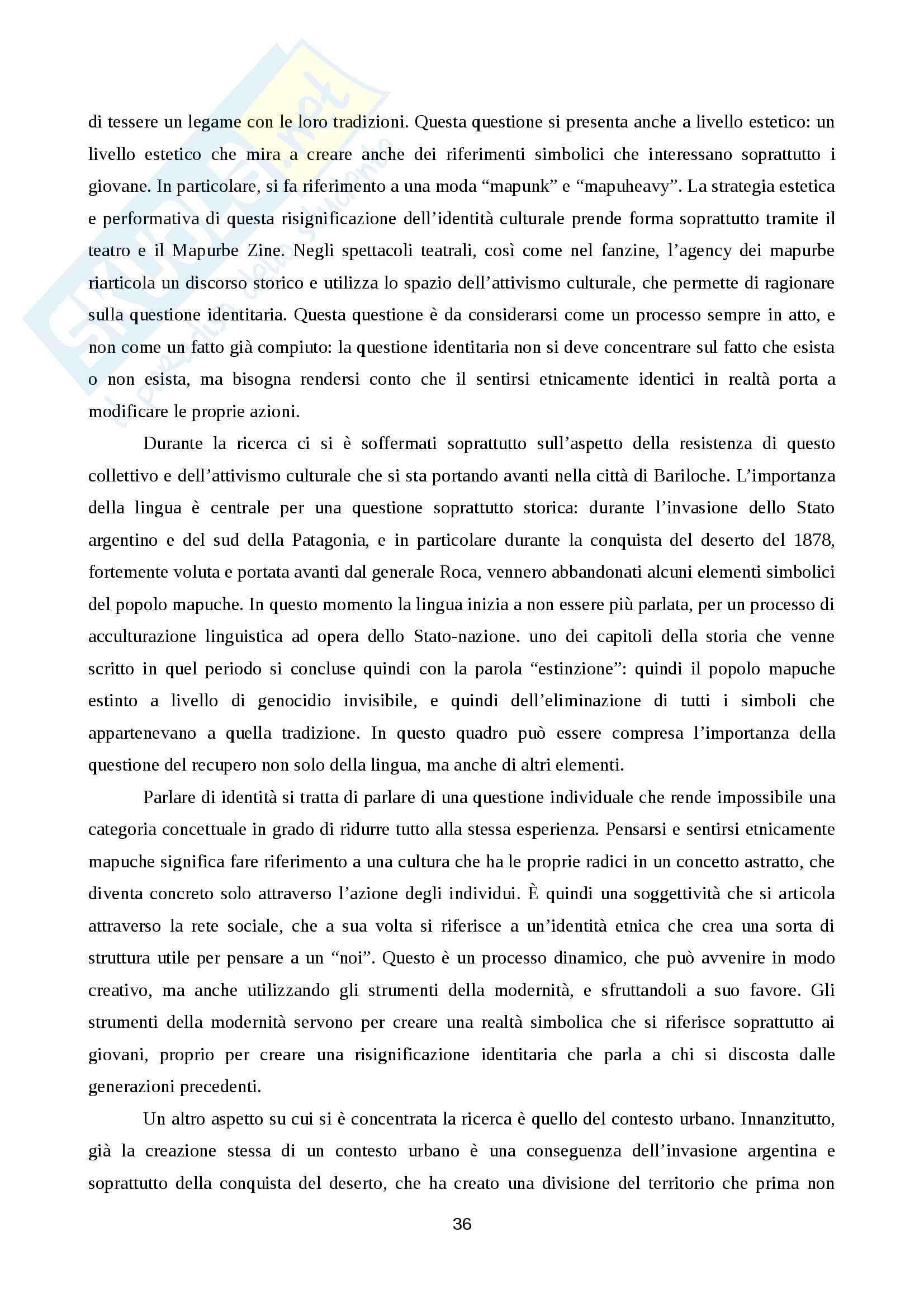 Etnologia delle Americhe, appunti Pag. 36
