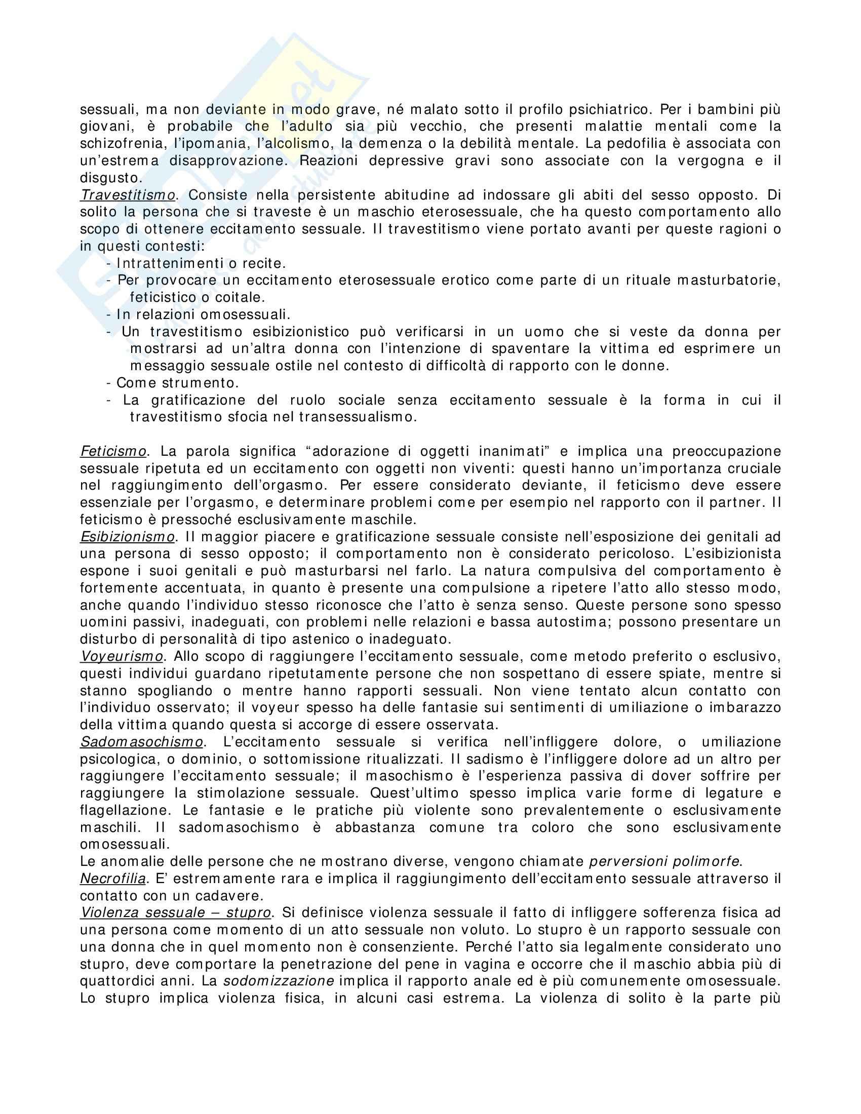 Riassunto esame Neuropsicologia, prof. indefinito, libro consigliato Introduzione alla Psicopatologia Descrittiva, Sims Pag. 31