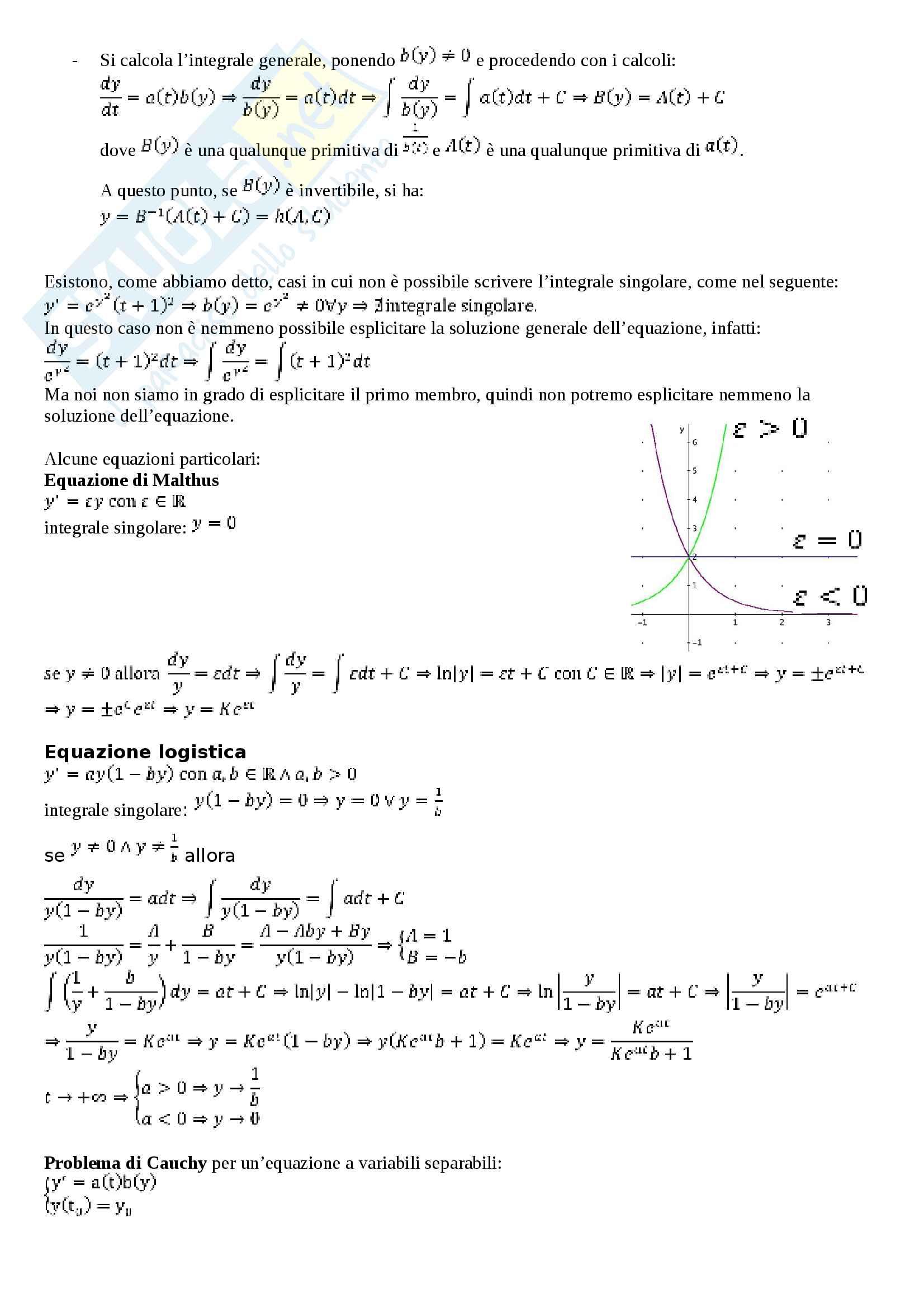 Appunti analisi matematica 2 Pag. 2