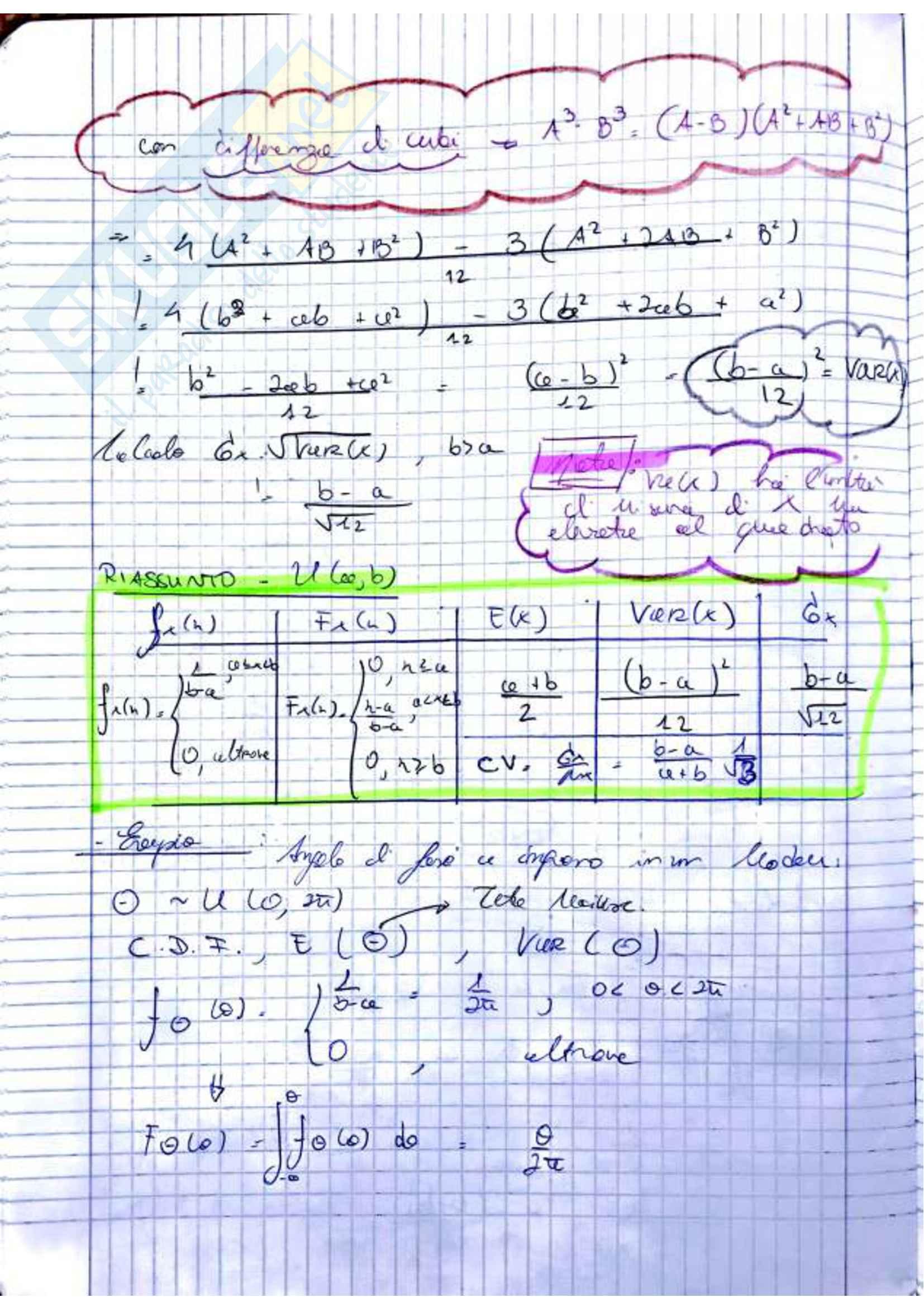Teoria della Probabilità (2di3) Pag. 16