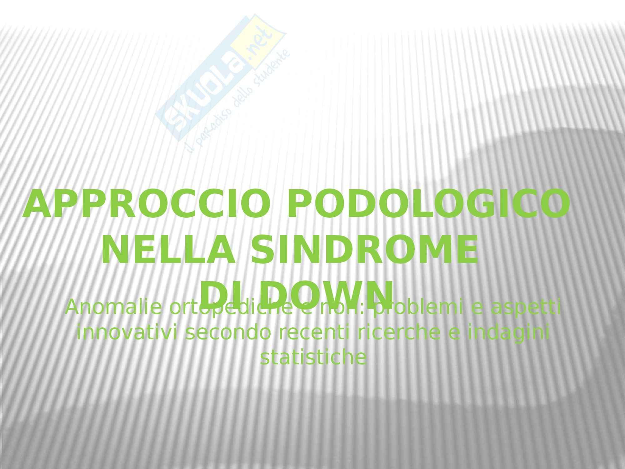 appunto R. Bernaberi Podologia