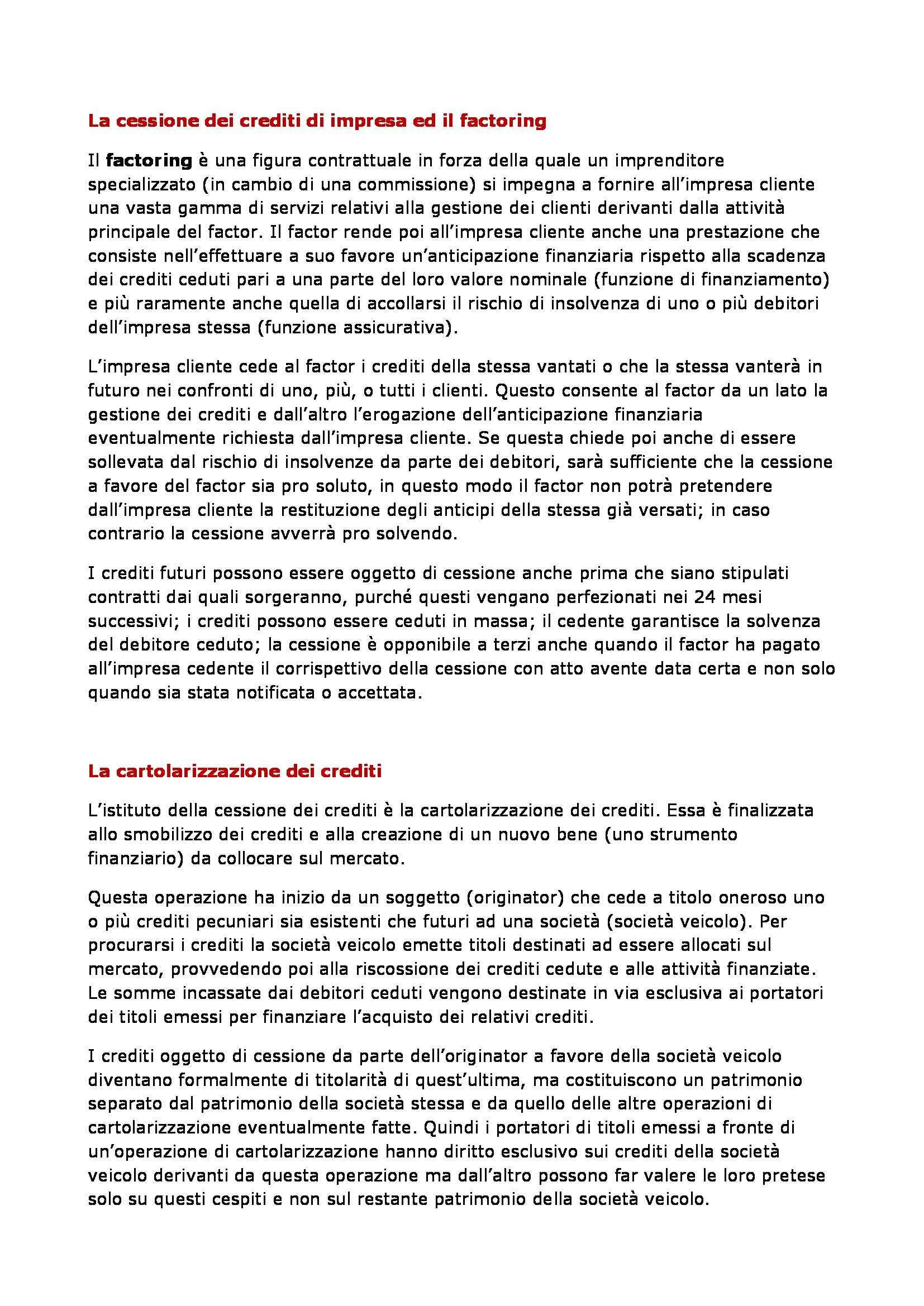 Diritto privato - diritti di credito Pag. 11