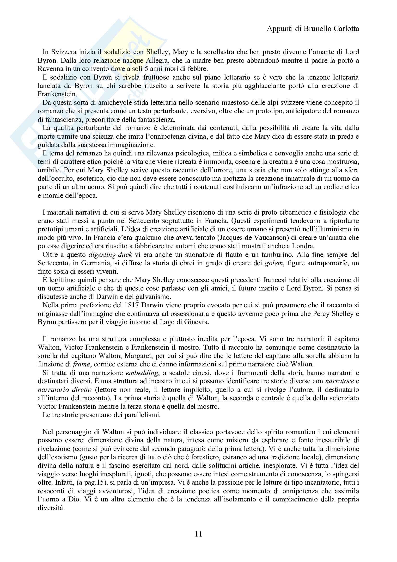 Appunti Società e culture di lingua inglese Pag. 11