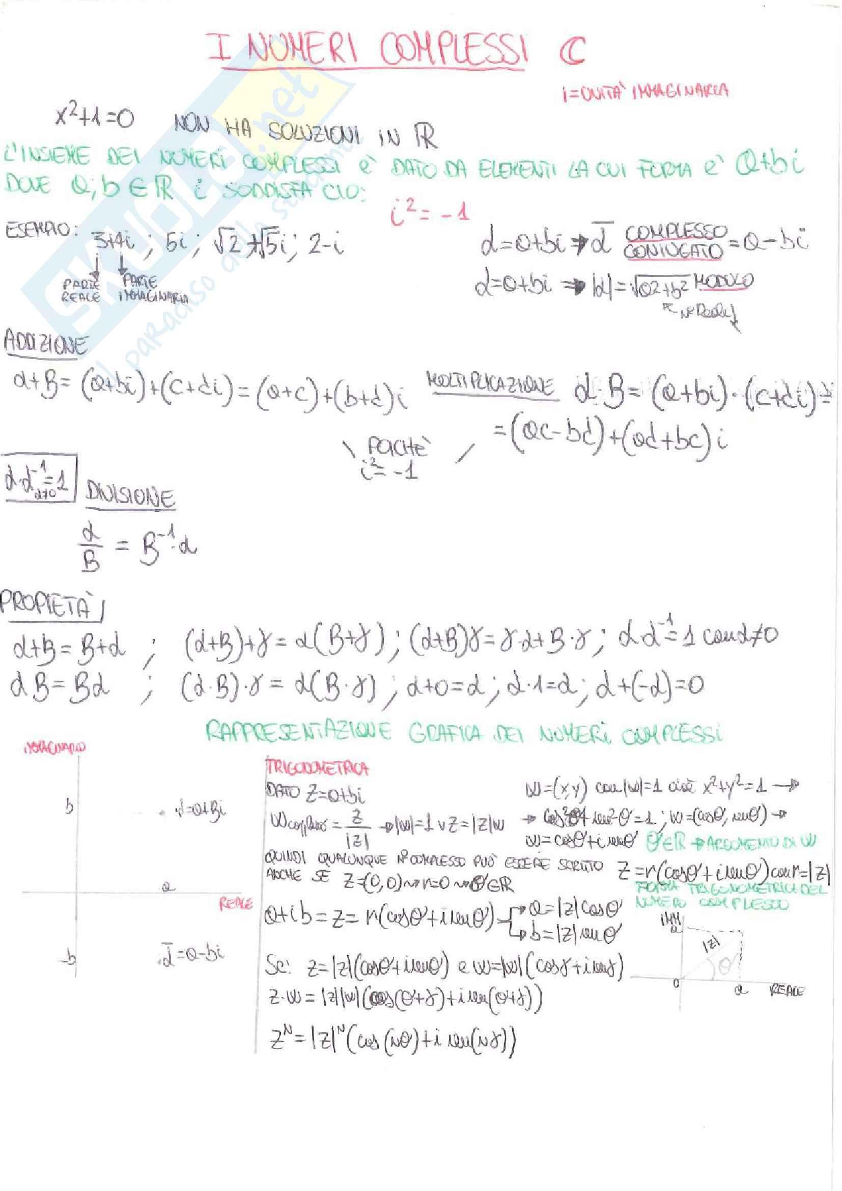 Analisi A Colori - Analisi Matematica 1 e 2 per tutti ...