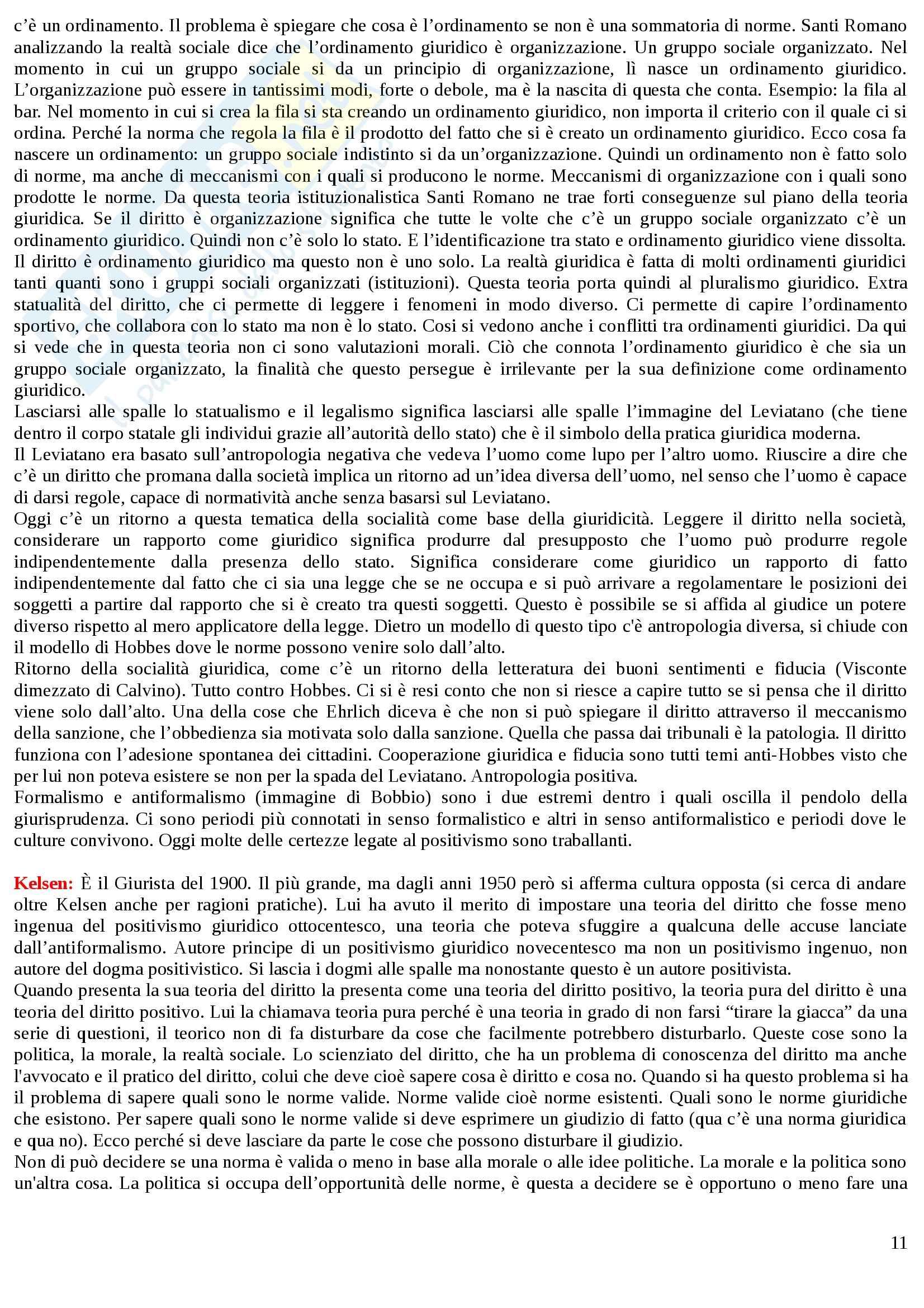 Logica e argomentazione giuridica - Appunti Pag. 11
