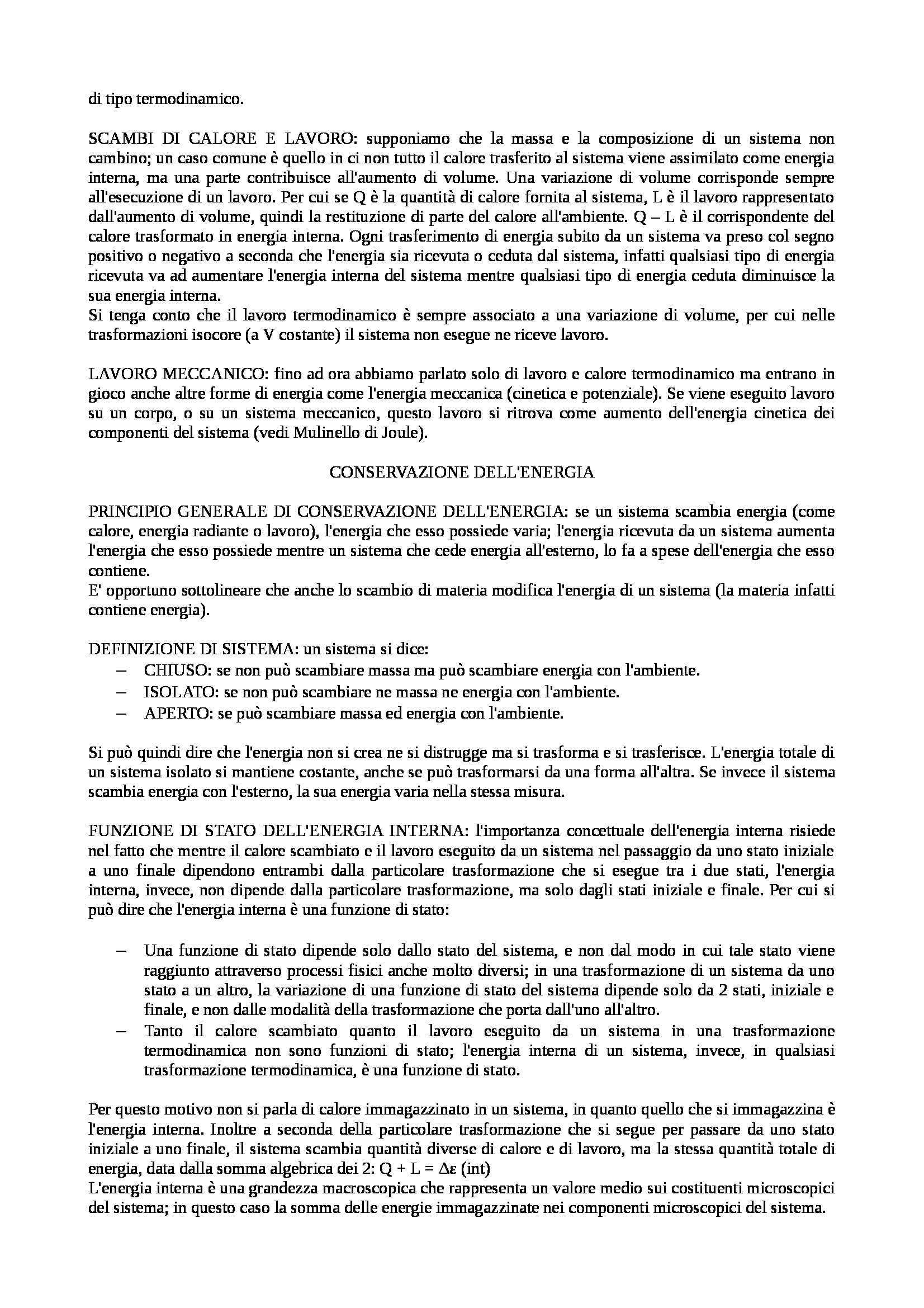 Riassunto esame Fisica, prof. Baracca, libro consigliato Fisica per scienze biologiche e ambientali Pag. 16