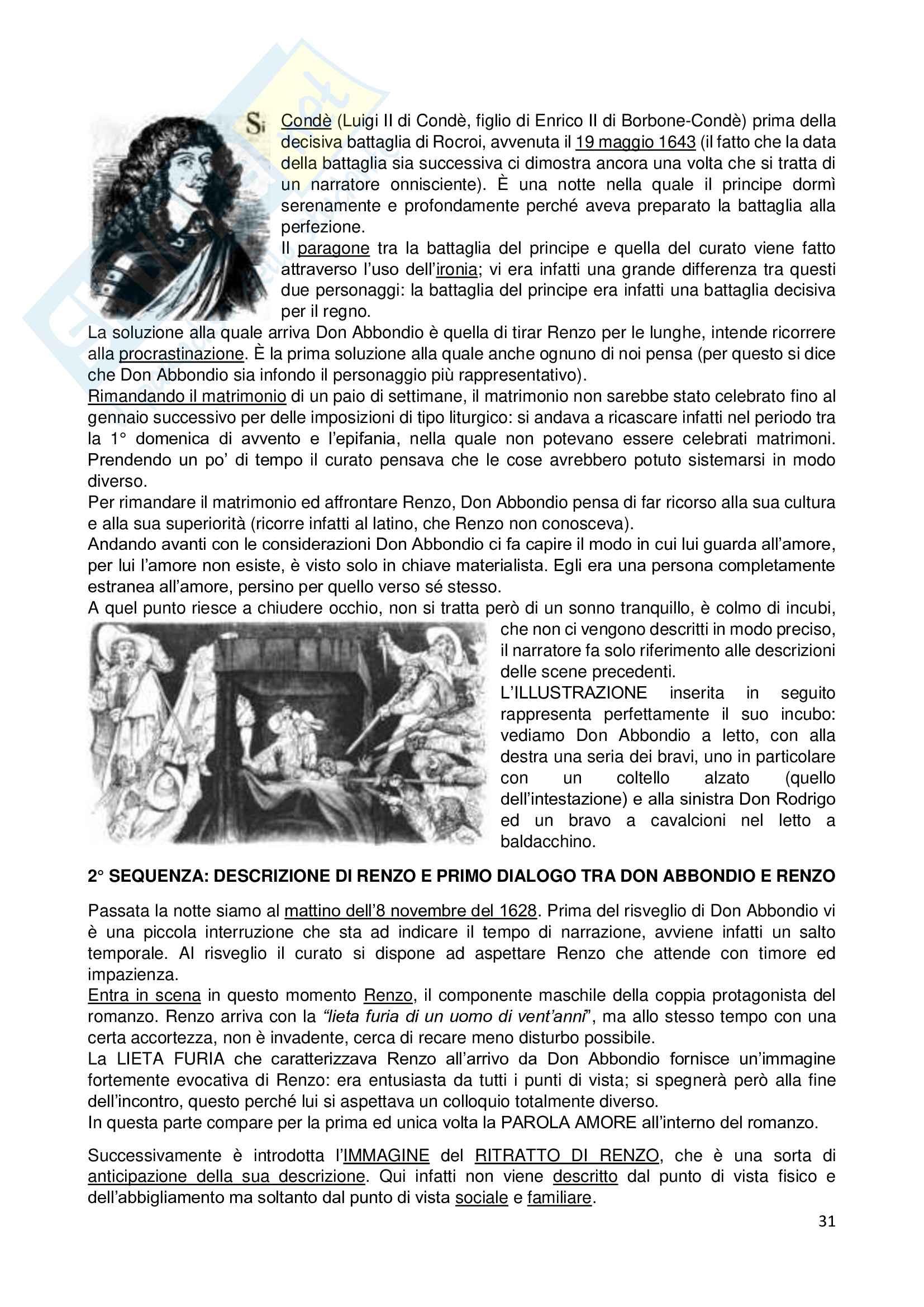 Appunti Letteratura italiana - Turchi Pag. 31