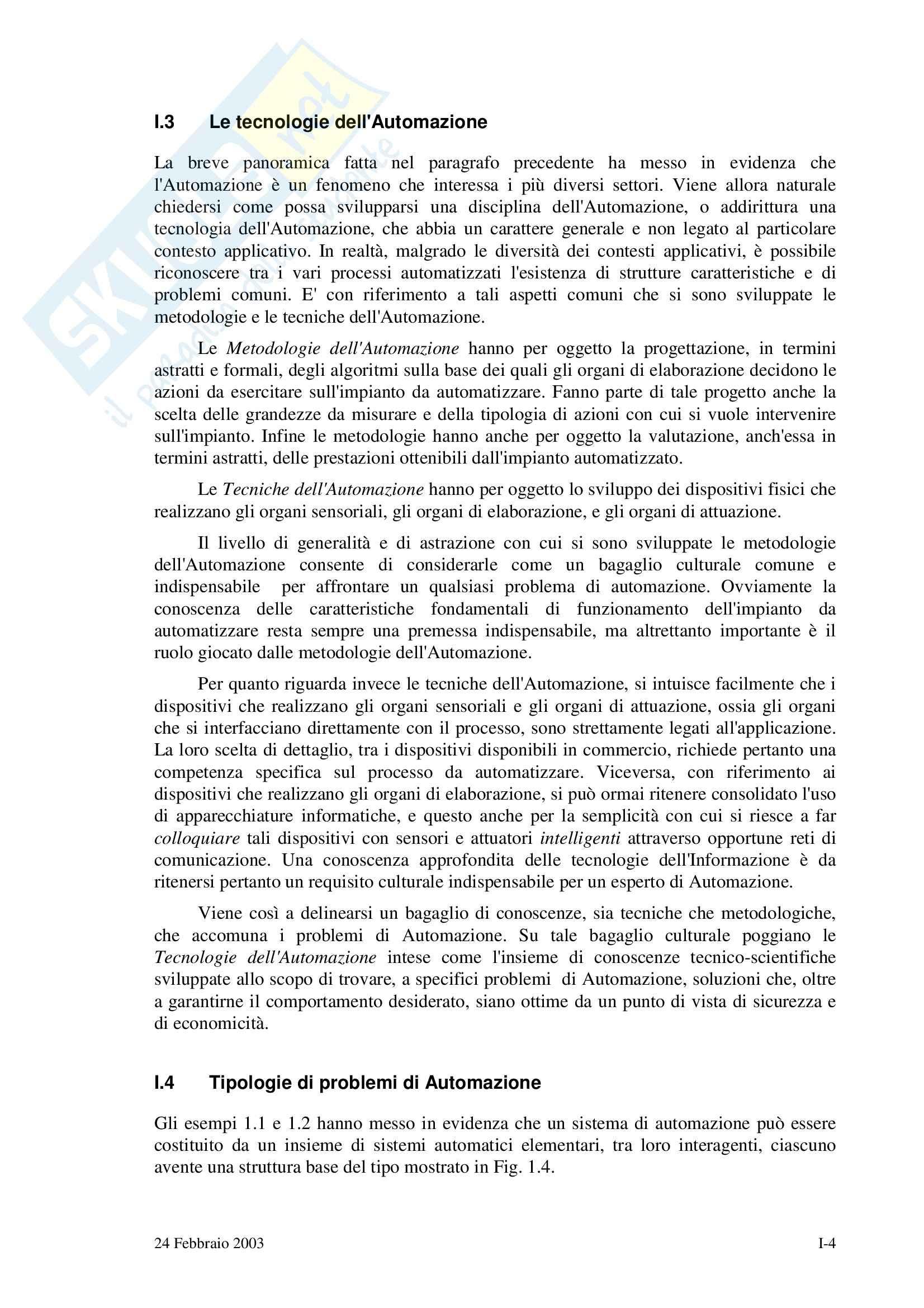 Elementi di Automazione – Cap 1-2 Pag. 6