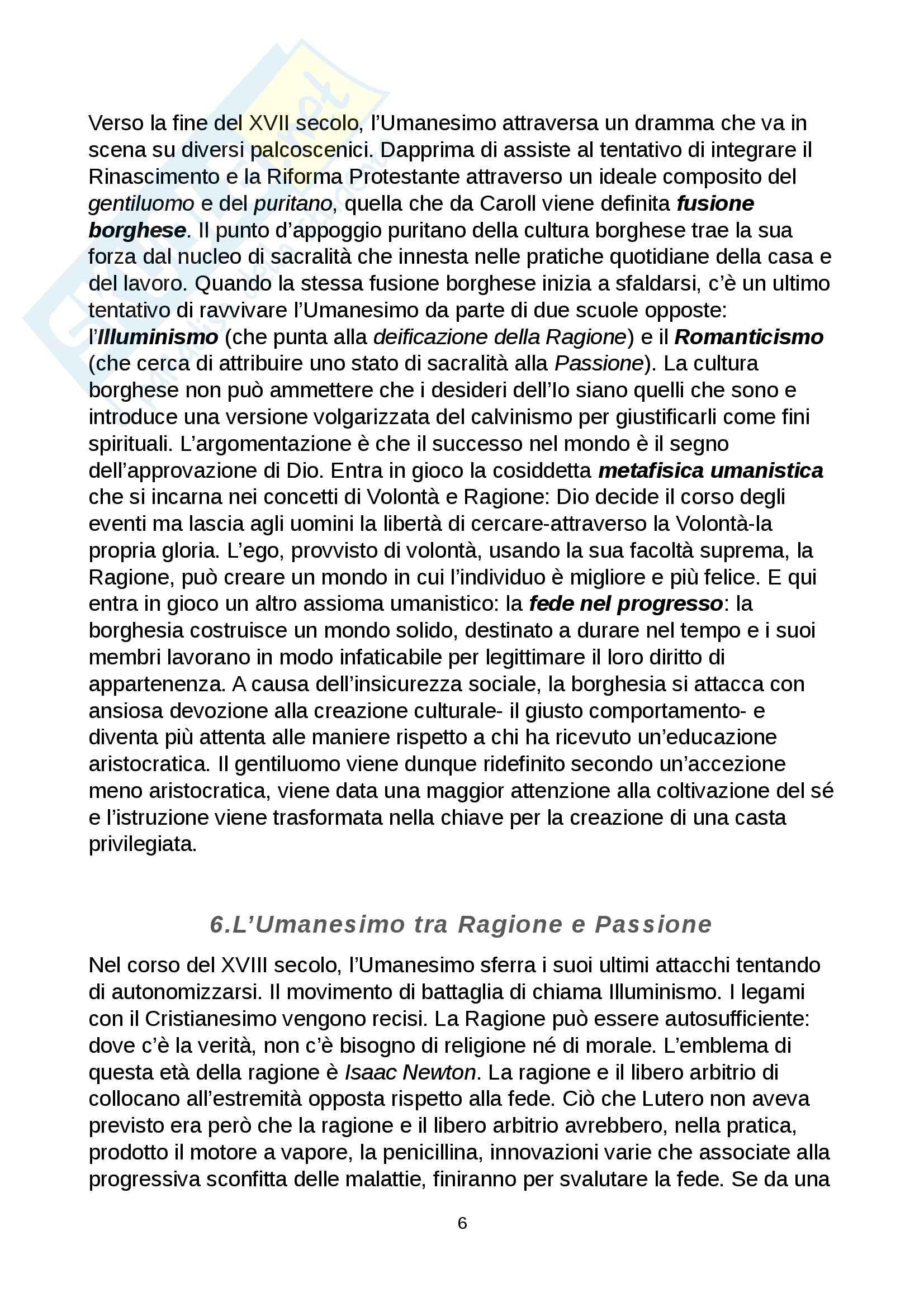 Riassunto esame Comunicazione e processi culturali, prof. Pecchinenda Gianfranco, libro consigliato Il Sistema Mimetico, Gianfranco Pecchinenda Pag. 6