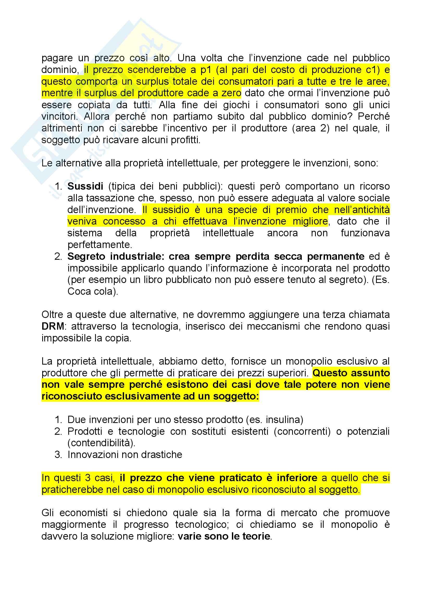 Economia dell'informazione Pag. 11