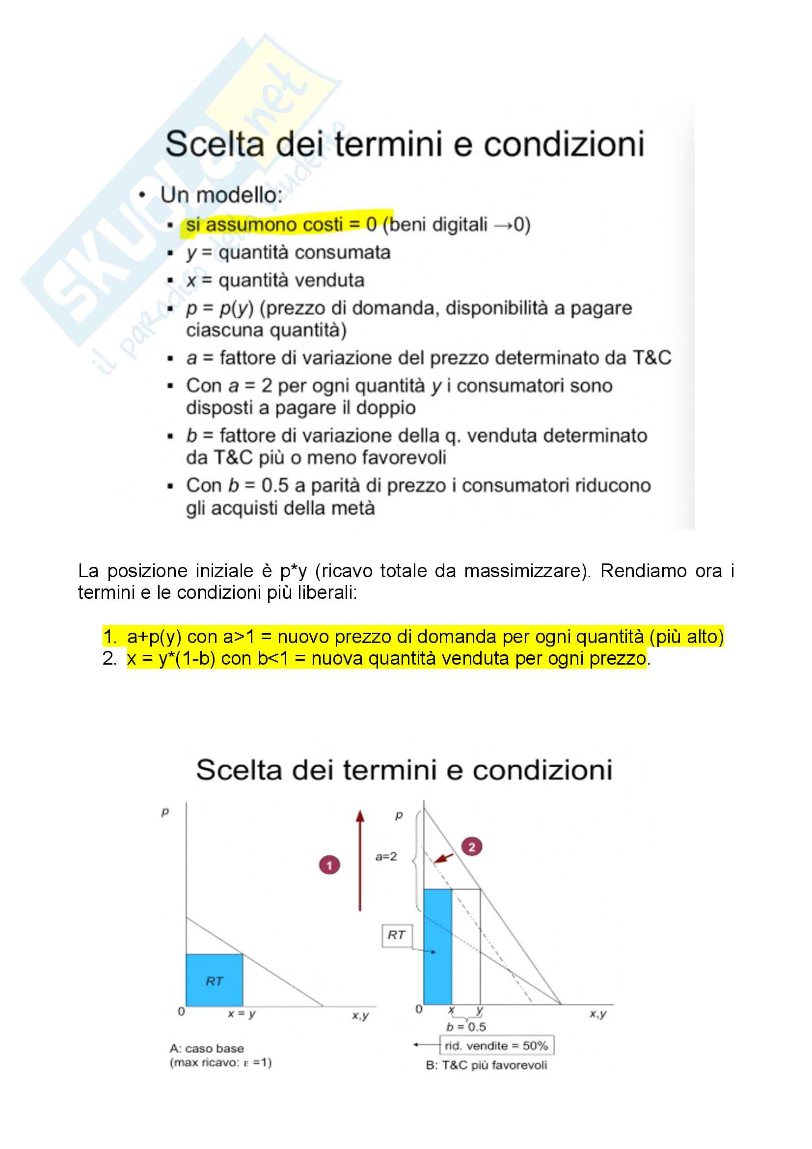 Economia dell'informazione Pag. 26