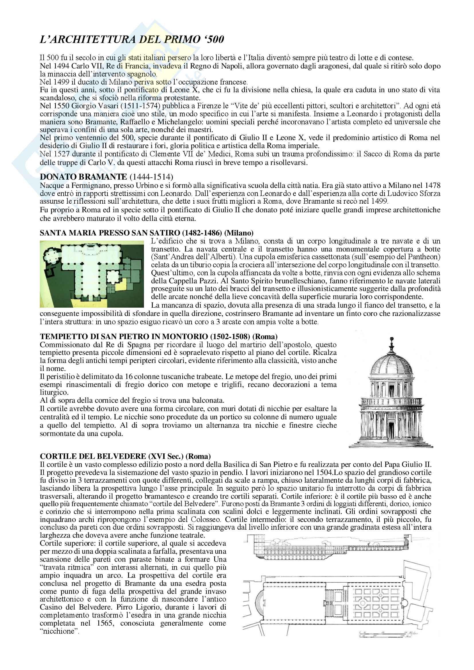 Storia dell'architettura 1 Politecnico di Bari, prof Consoli, La Balestra, Moschini Pag. 31