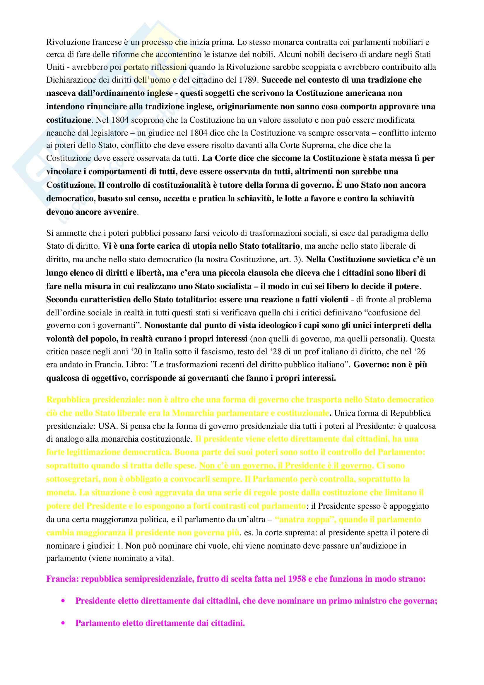 Lezioni, Diritto pubblico Pag. 6