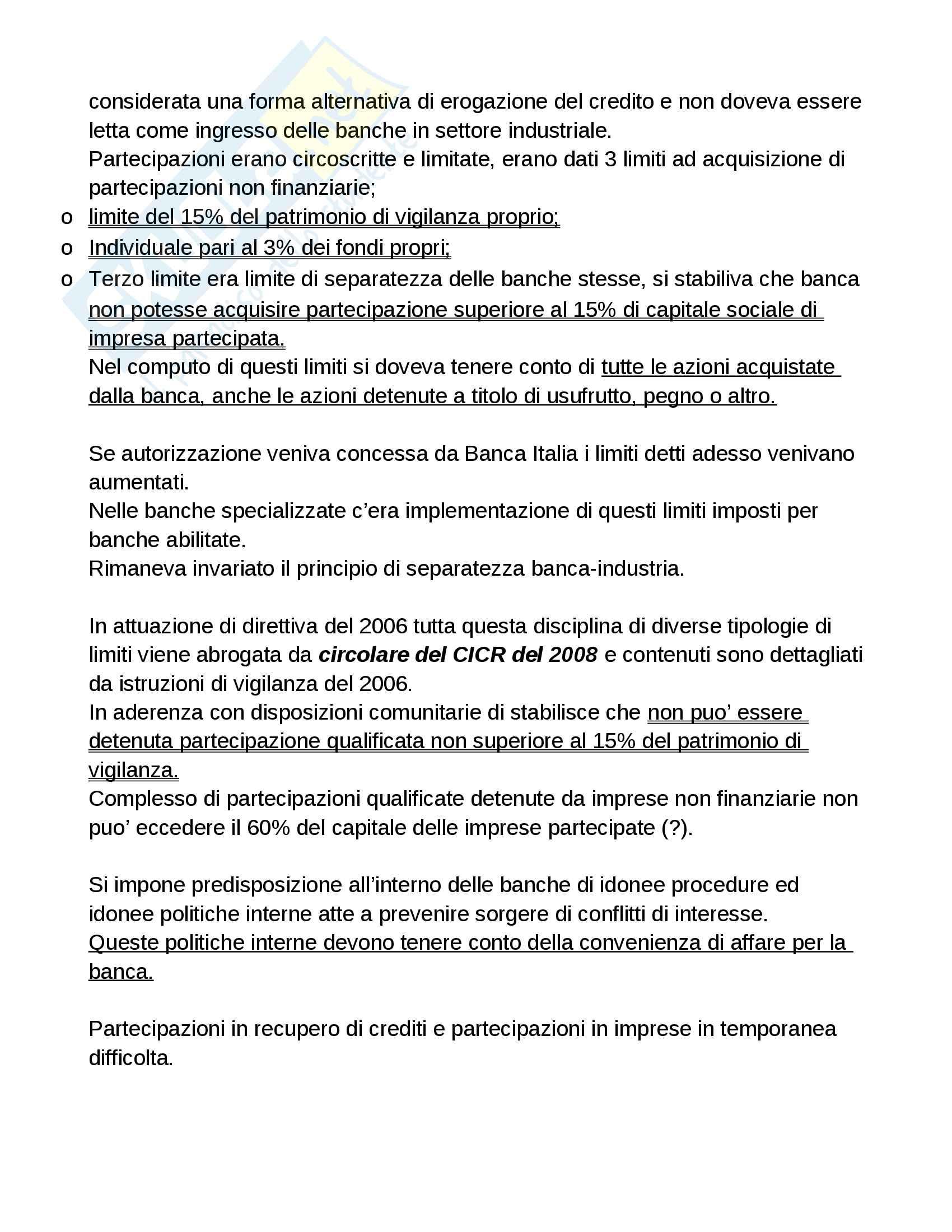 Diritto bancario completo Pag. 116