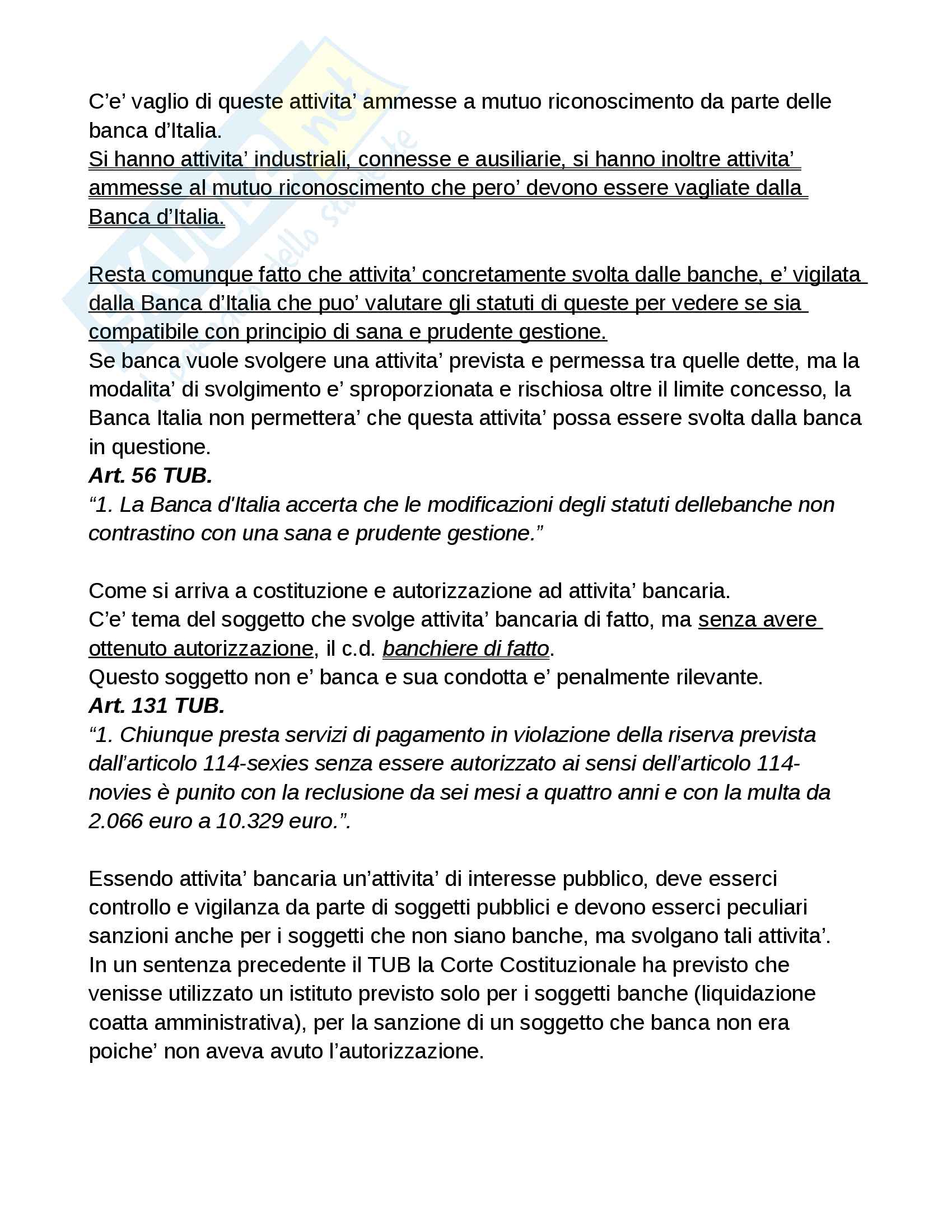 Diritto bancario completo Pag. 46