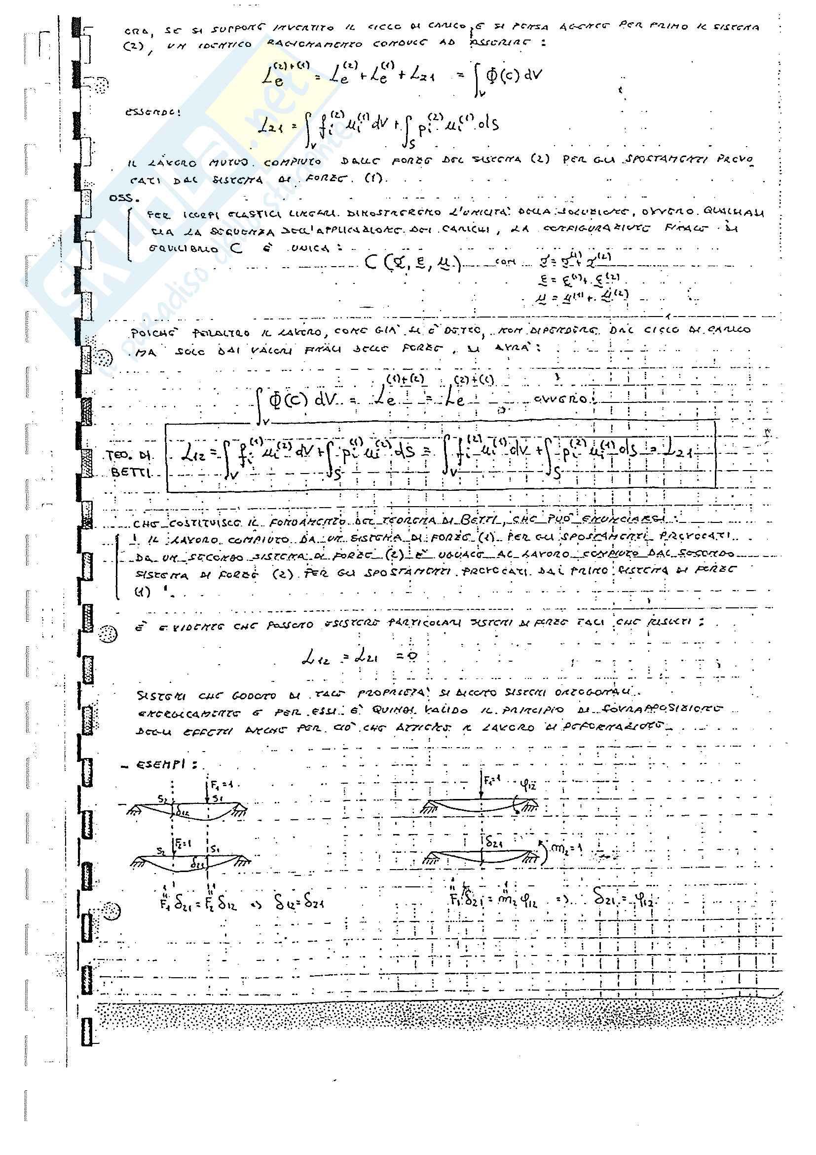 Appunti scienze delle costruzioni, parte I Pag. 61