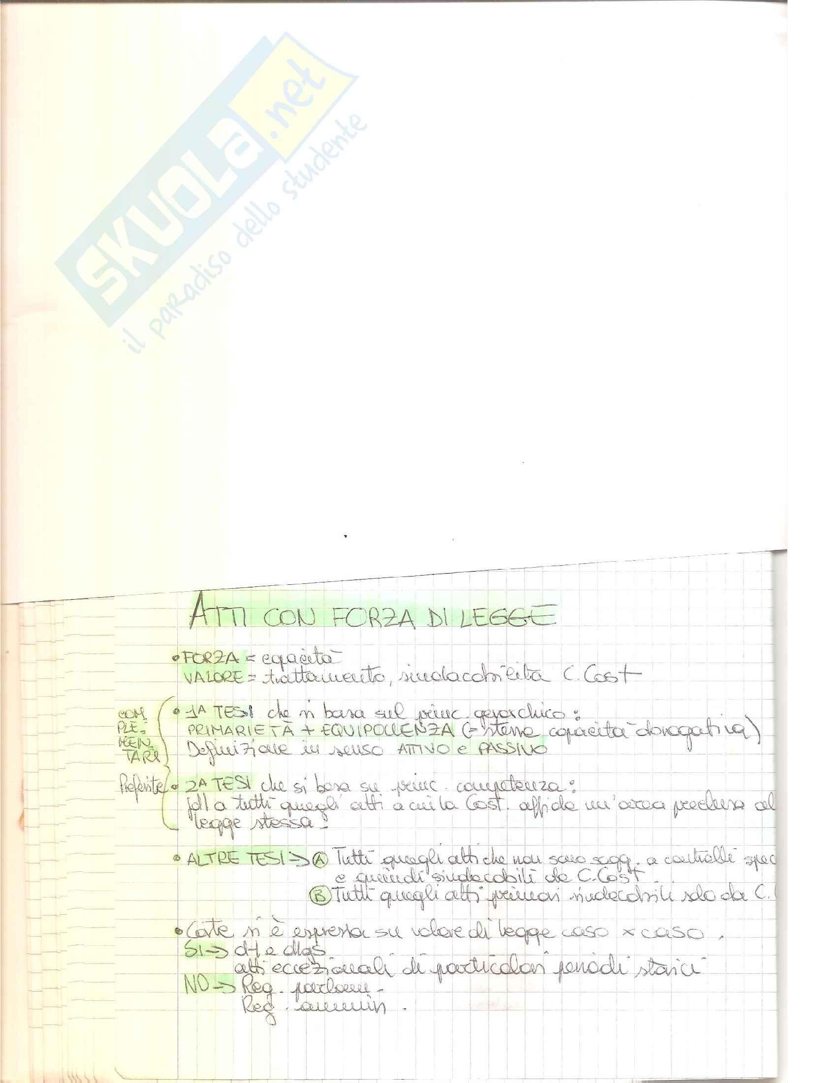 Fonti del diritto - Schema Pag. 16