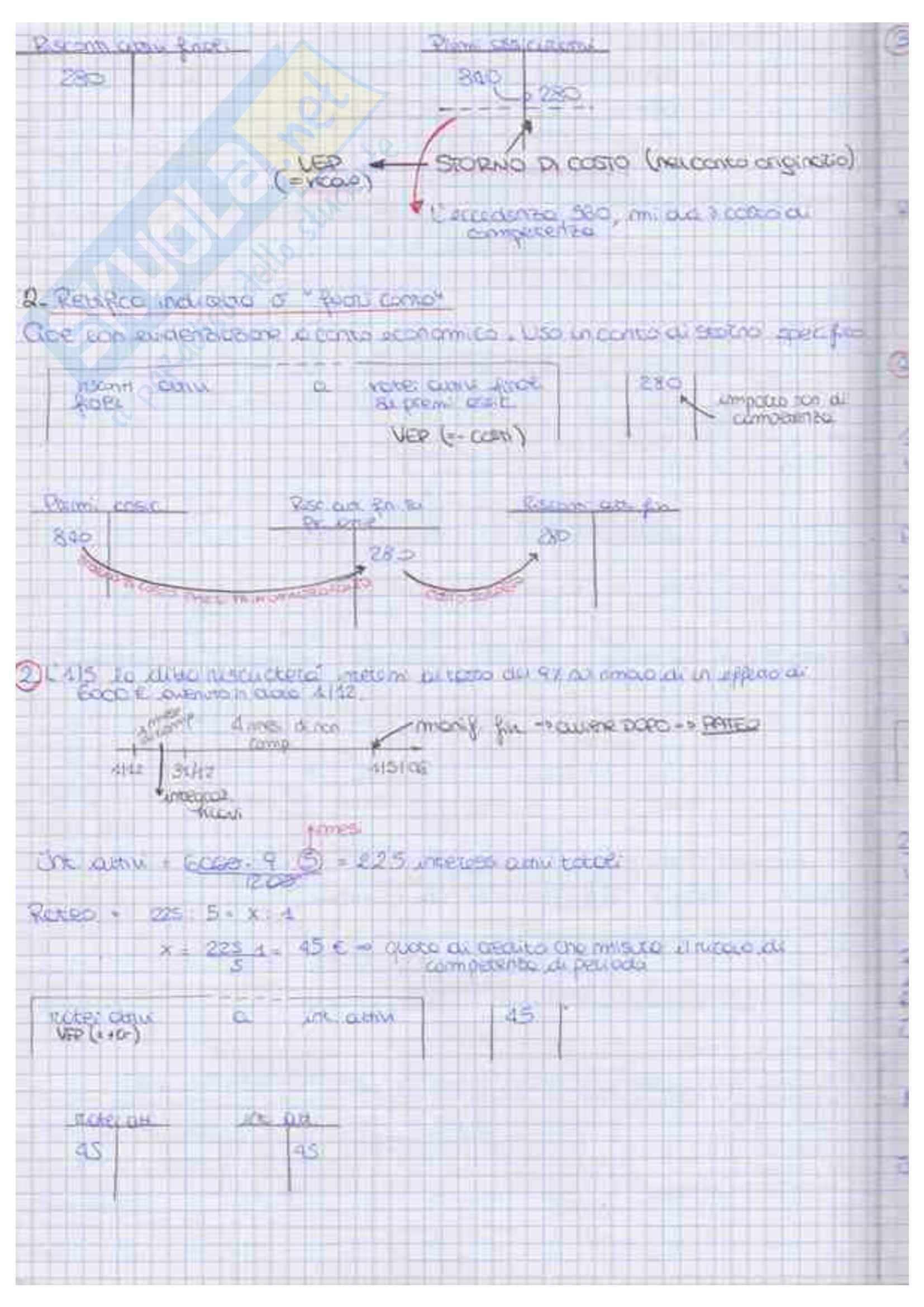 Economia Aziendale I Esercizi PDF Pag. 36