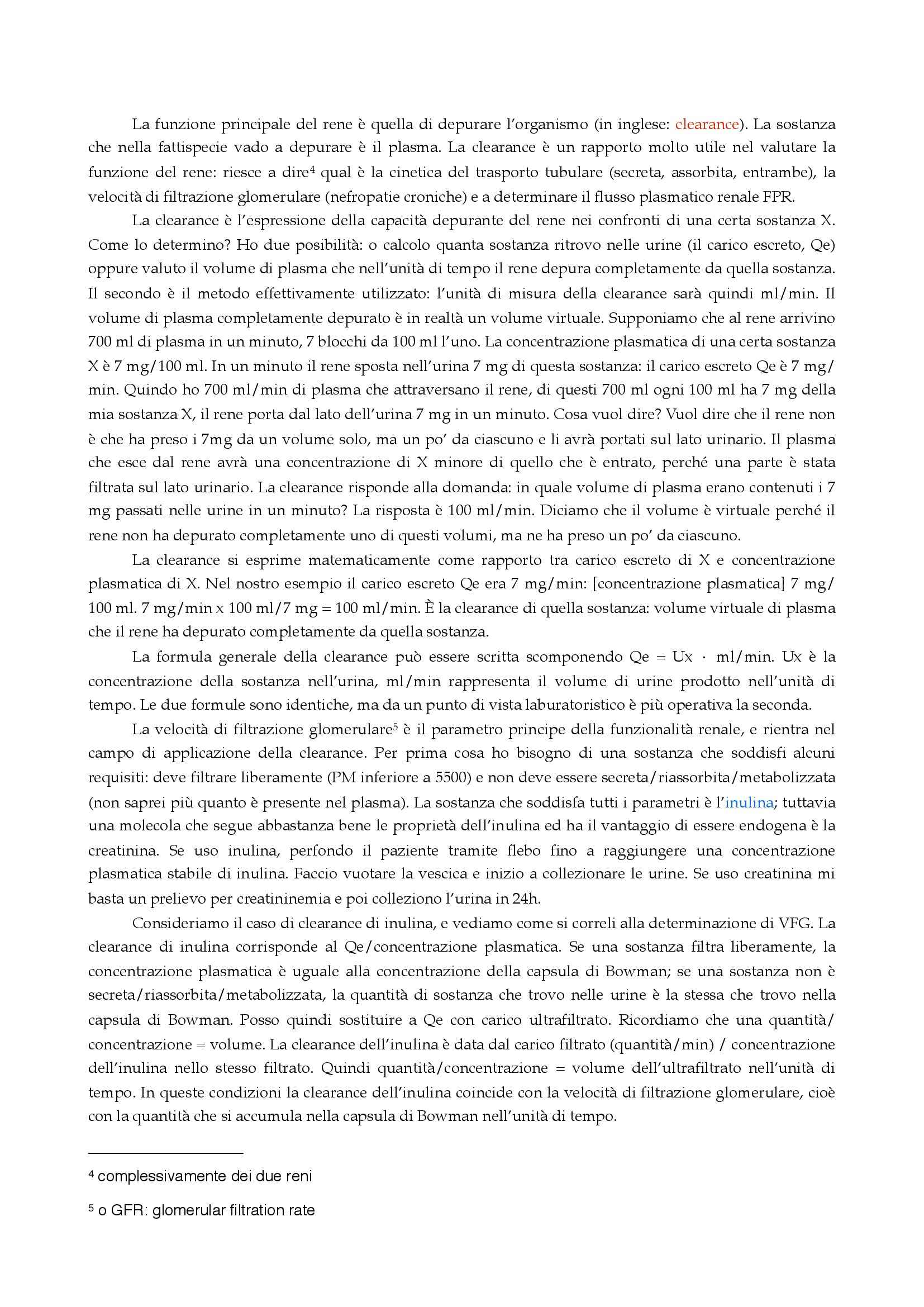 Fisiologia - fisiologia renale Pag. 36