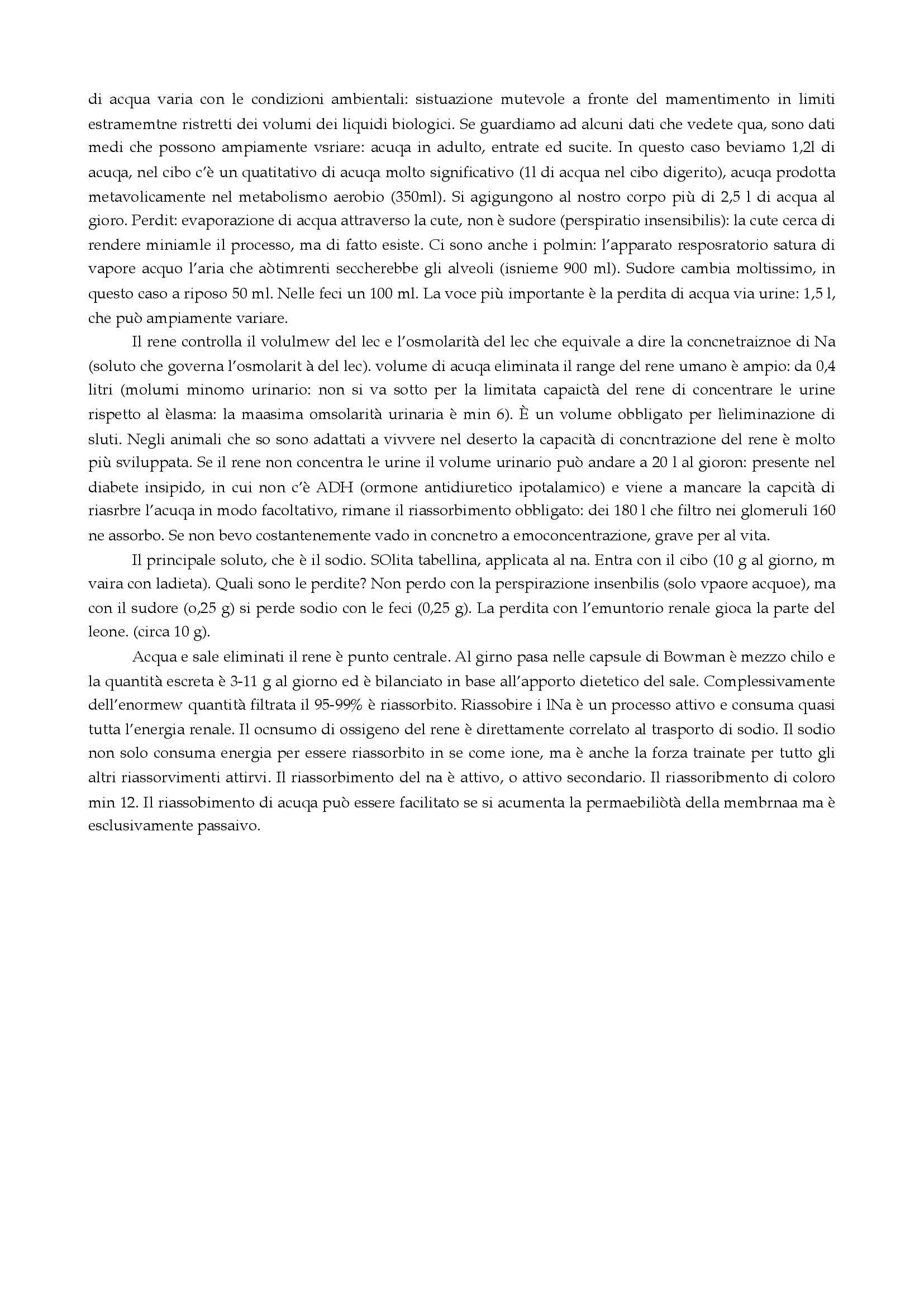 Fisiologia - fisiologia renale Pag. 56