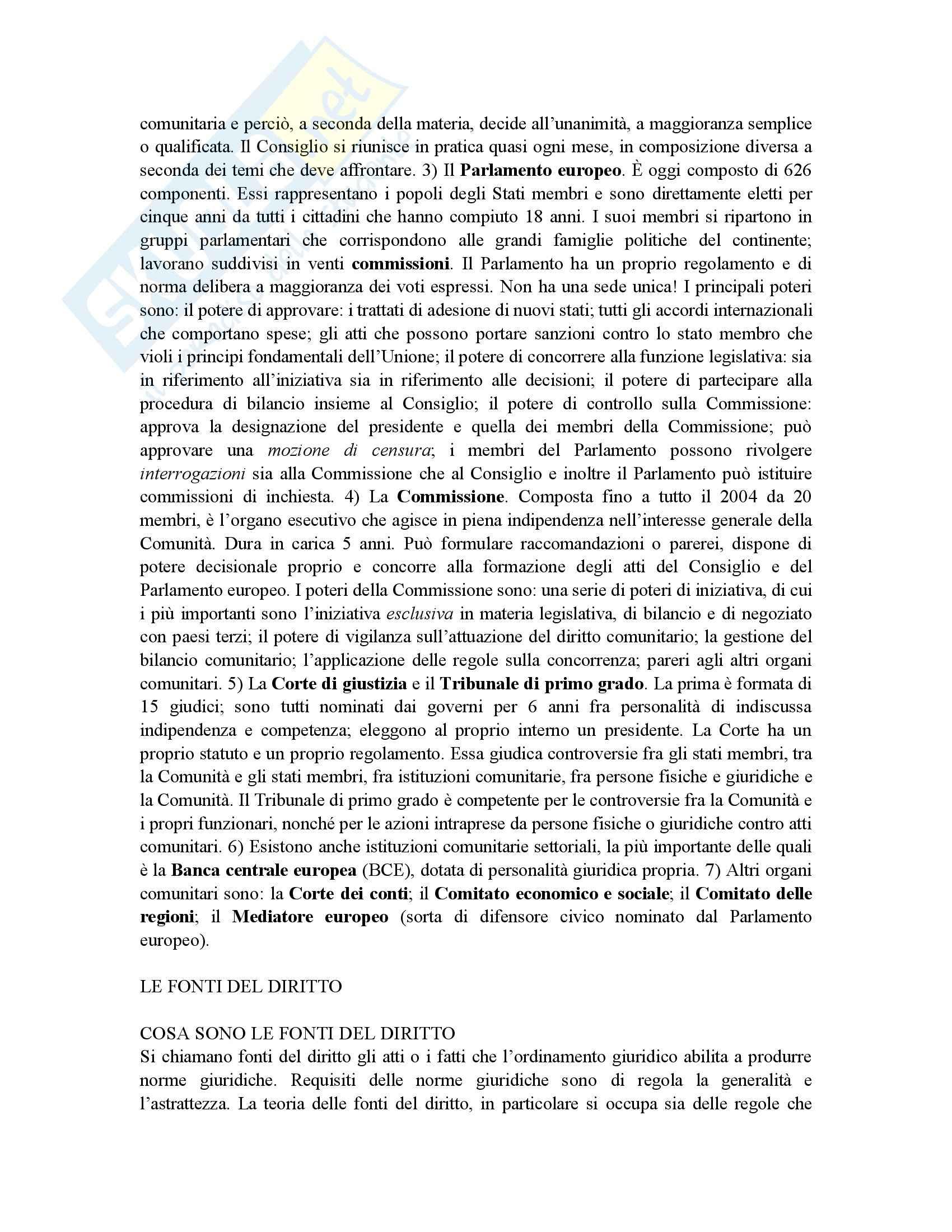 Riassunto esame Istituzioni di Diritto Pubblico, prof. Gnes, libro consigliato Corso di Diritto pubblico, Barbera, Fusaro Pag. 6
