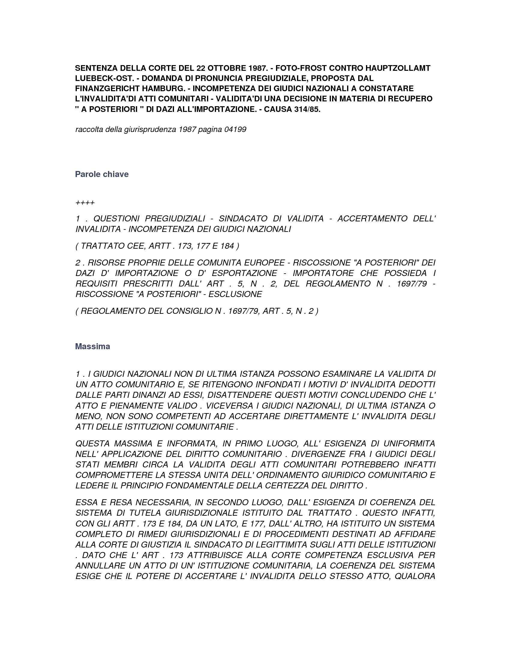 dispensa A. Lanciotti Diritto Internazionale