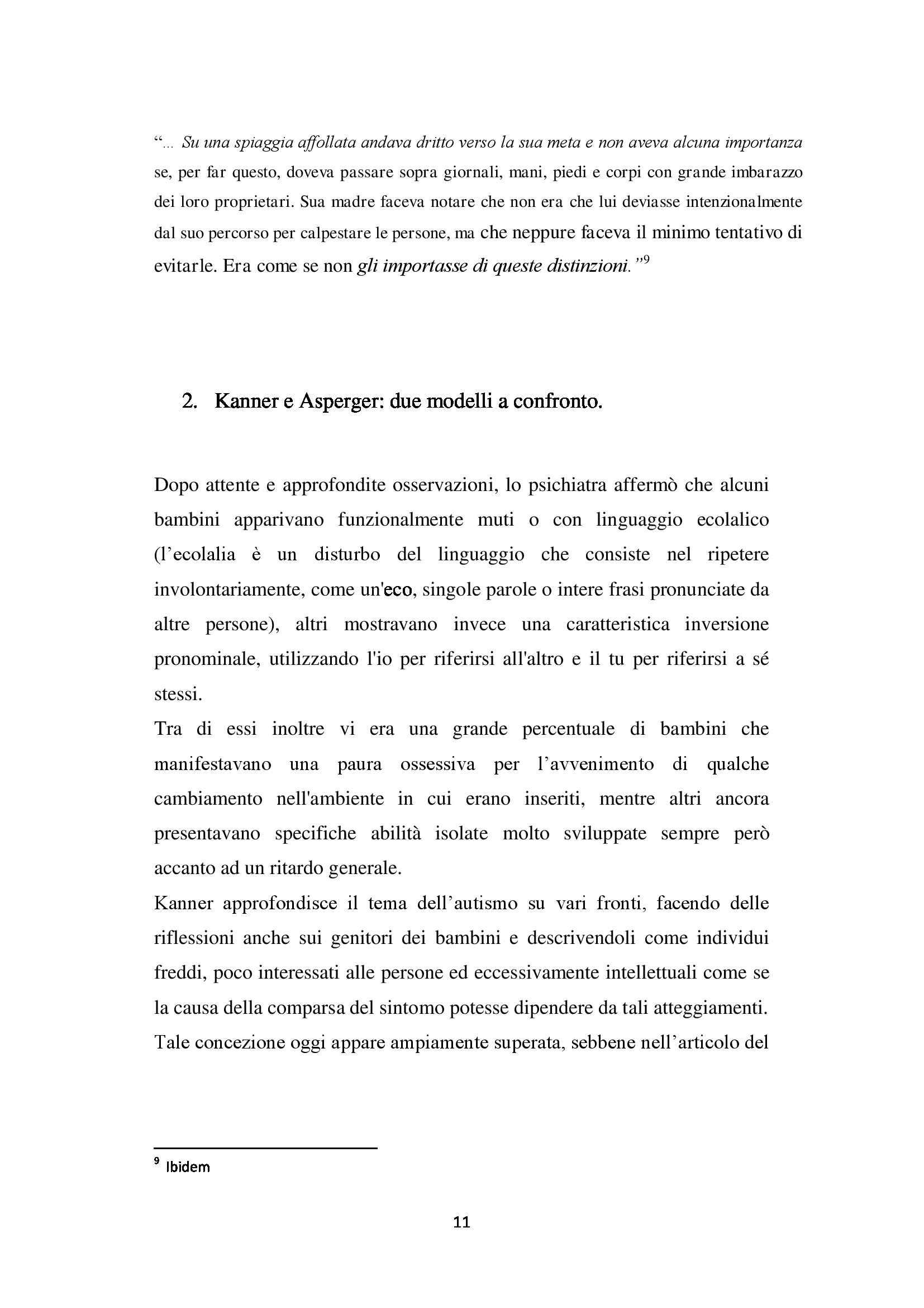 Tesi - Autismo Pag. 11