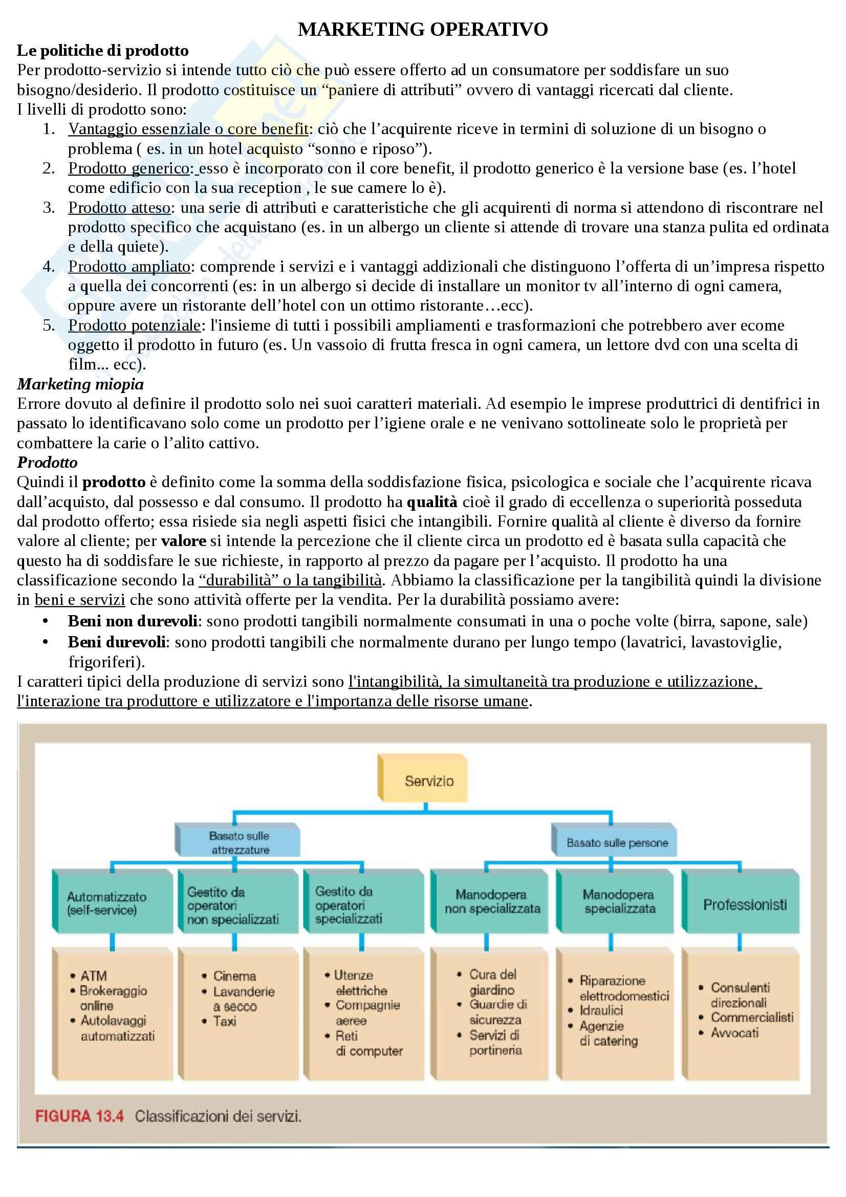 4, Marketing operativo