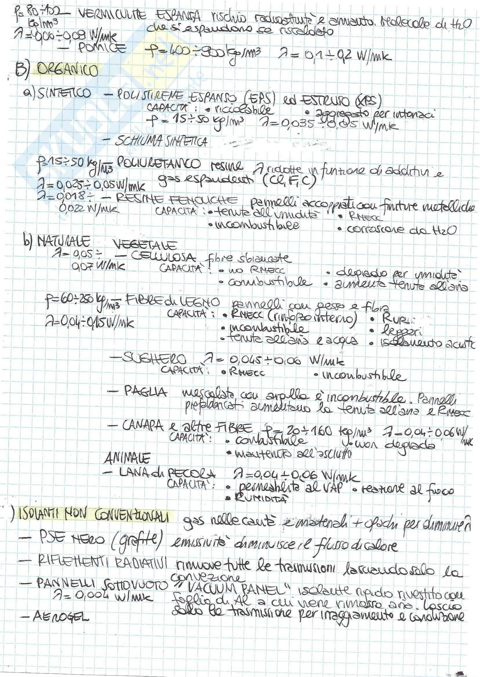 Architettura Tecnica - Teoria Pag. 11