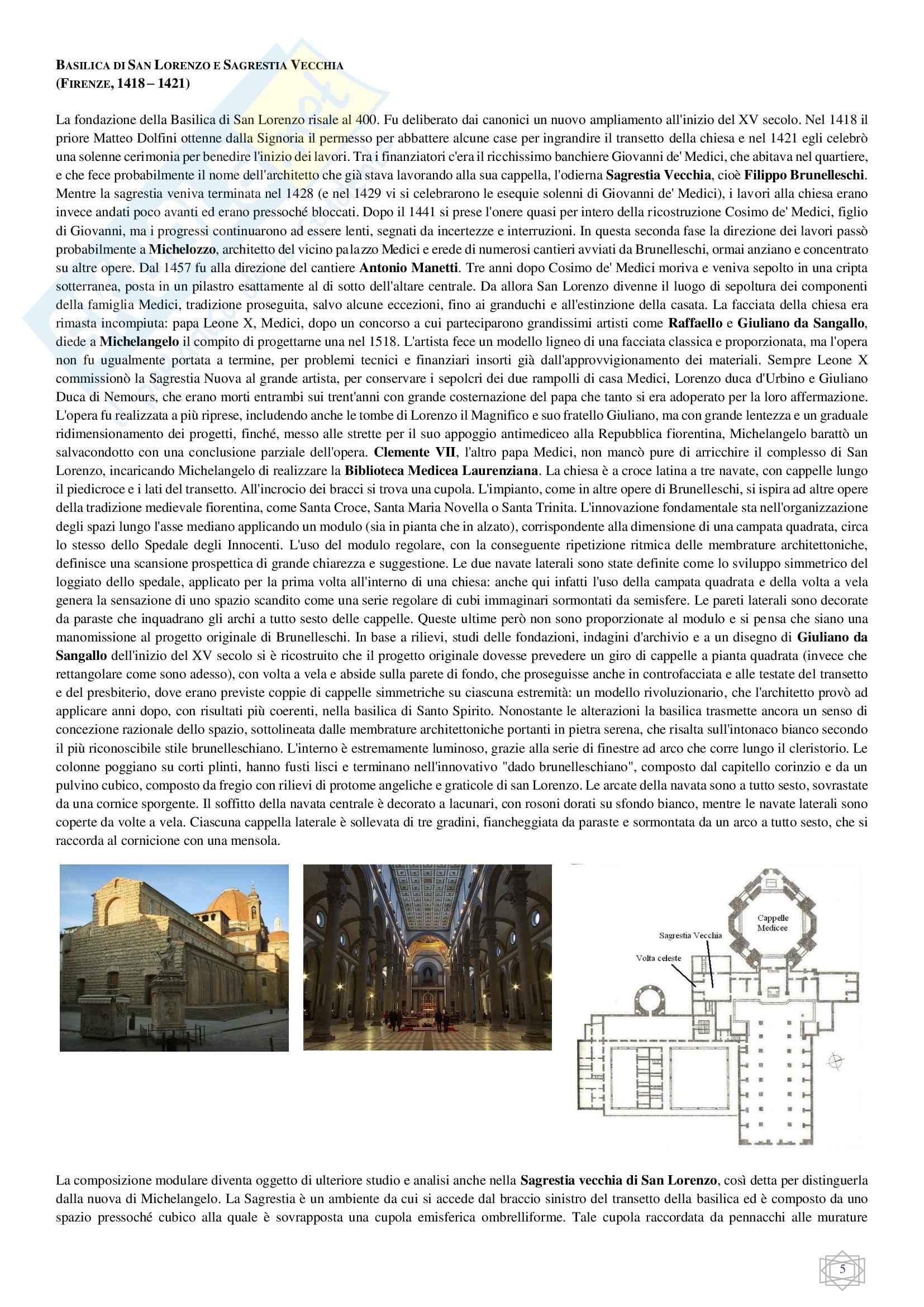 Storia dell'architettura moderna Pag. 6