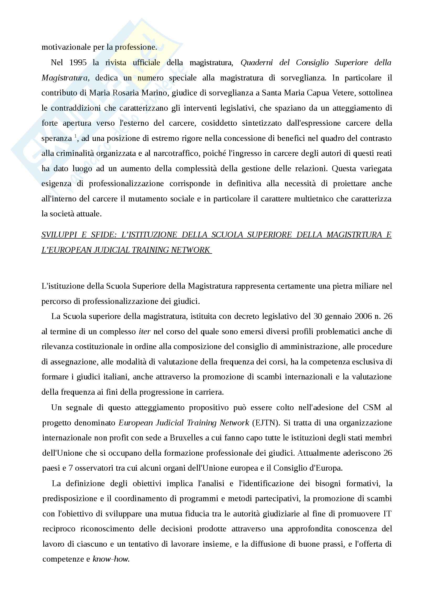 Riassunto esame Criminologia applicata, Criminologia e vittimologia Metodologia e strategie operative, Sette, prof. Bisi Pag. 61