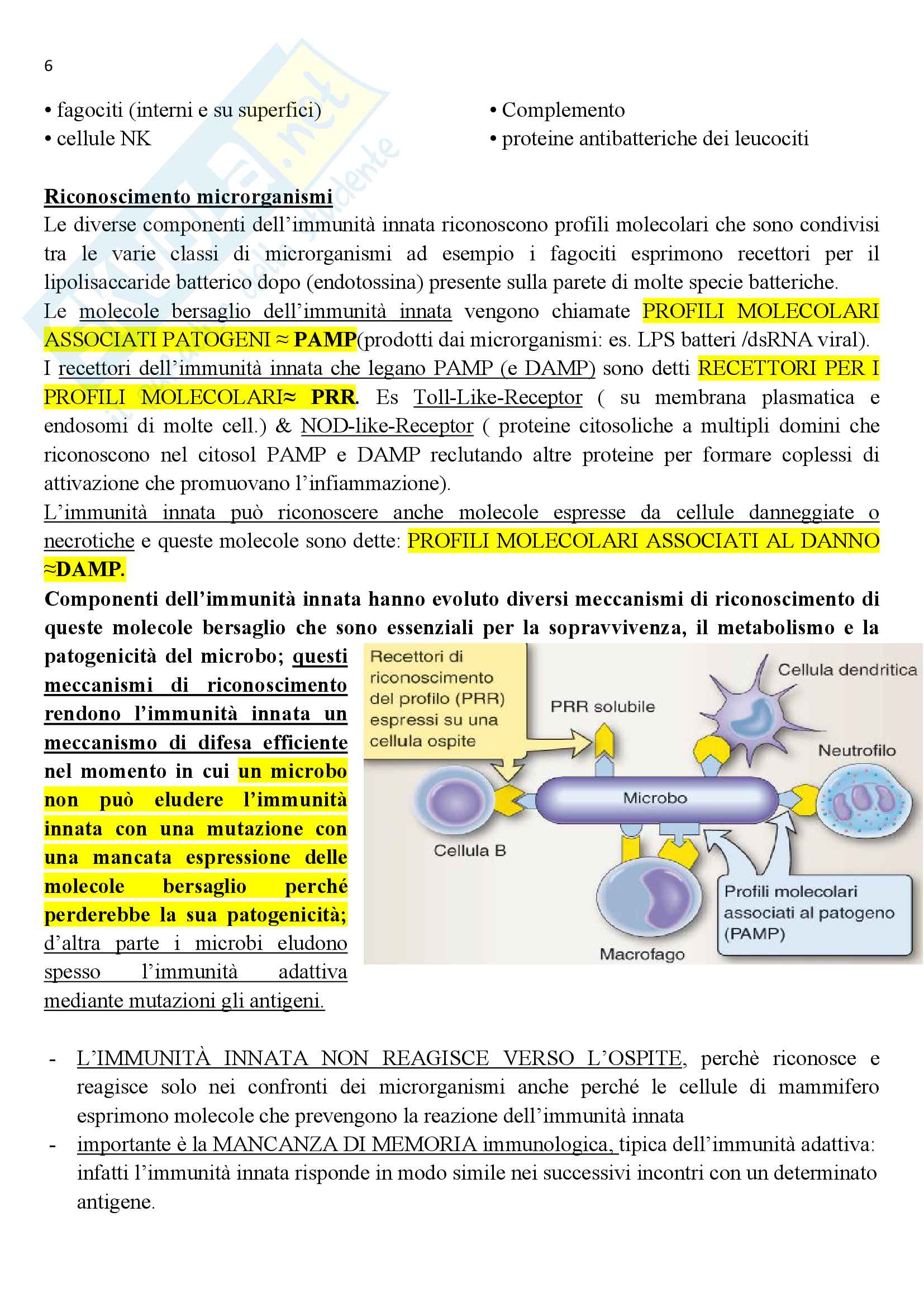 Immunologia Pag. 6