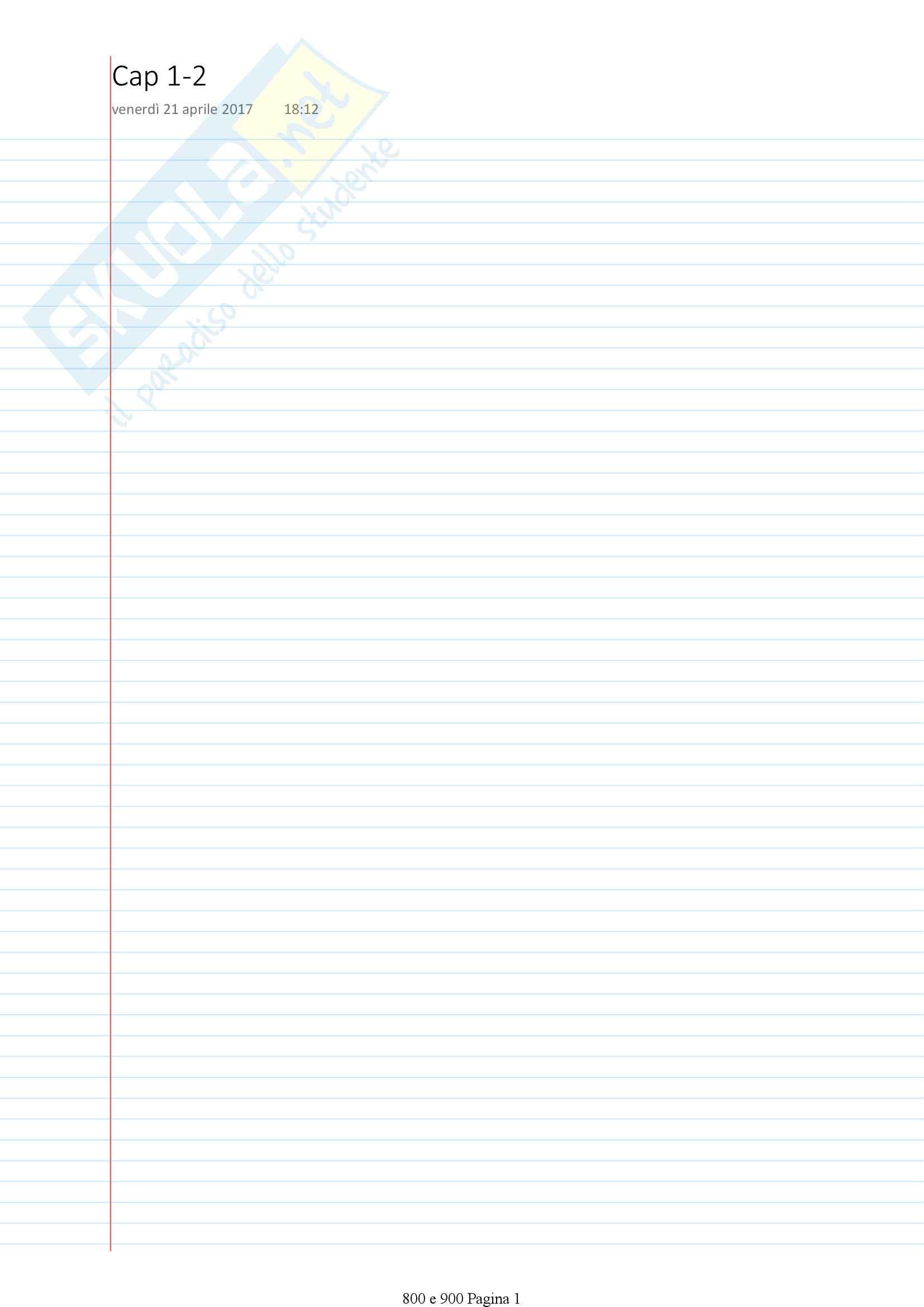 riassunto esame Storia dell'800 e del 900, prof De Fort,  libro consigliato Storia contemporanea. L'Ottocento, Sabbatucci, Vidotto, Roma-Bari, Laterza, 2009
