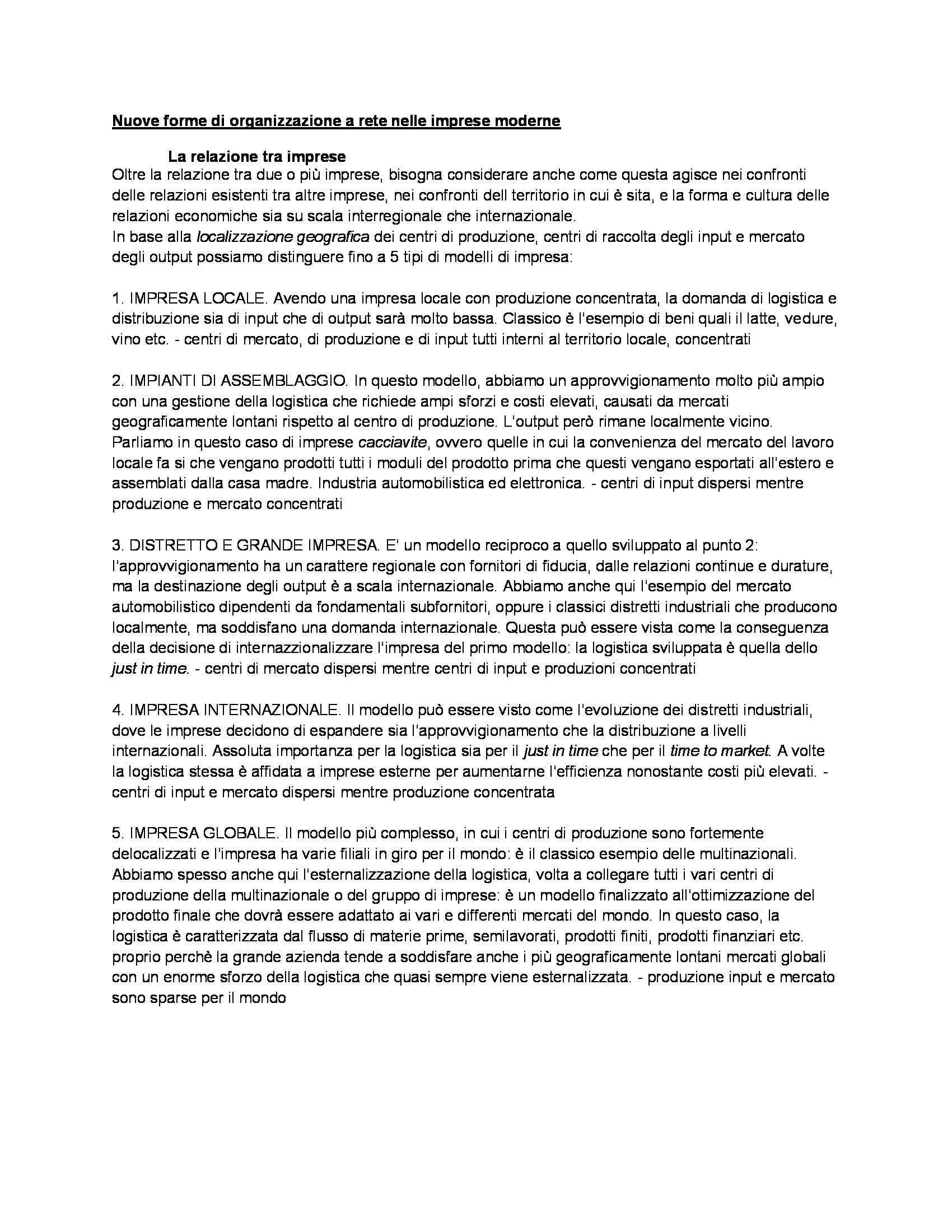 Economia dell'innovazione - Appunti Pag. 11