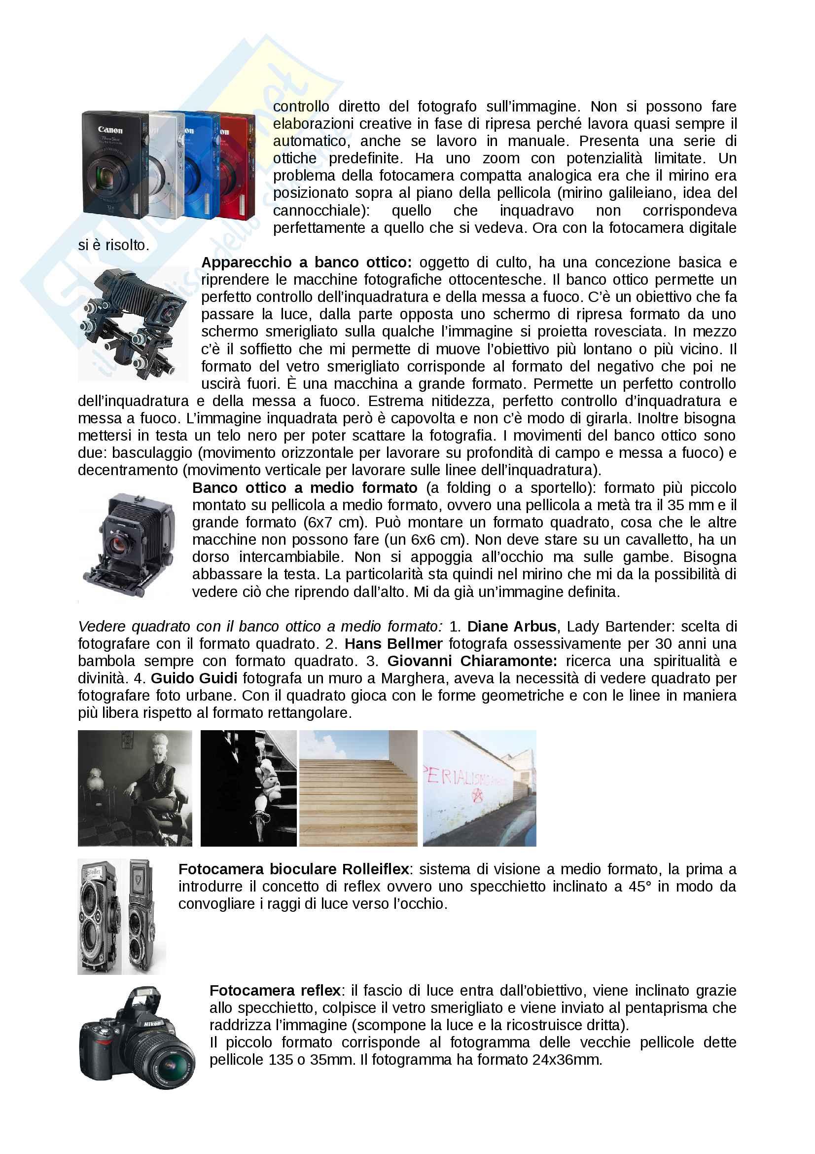 Storia della Fotografia Pag. 2