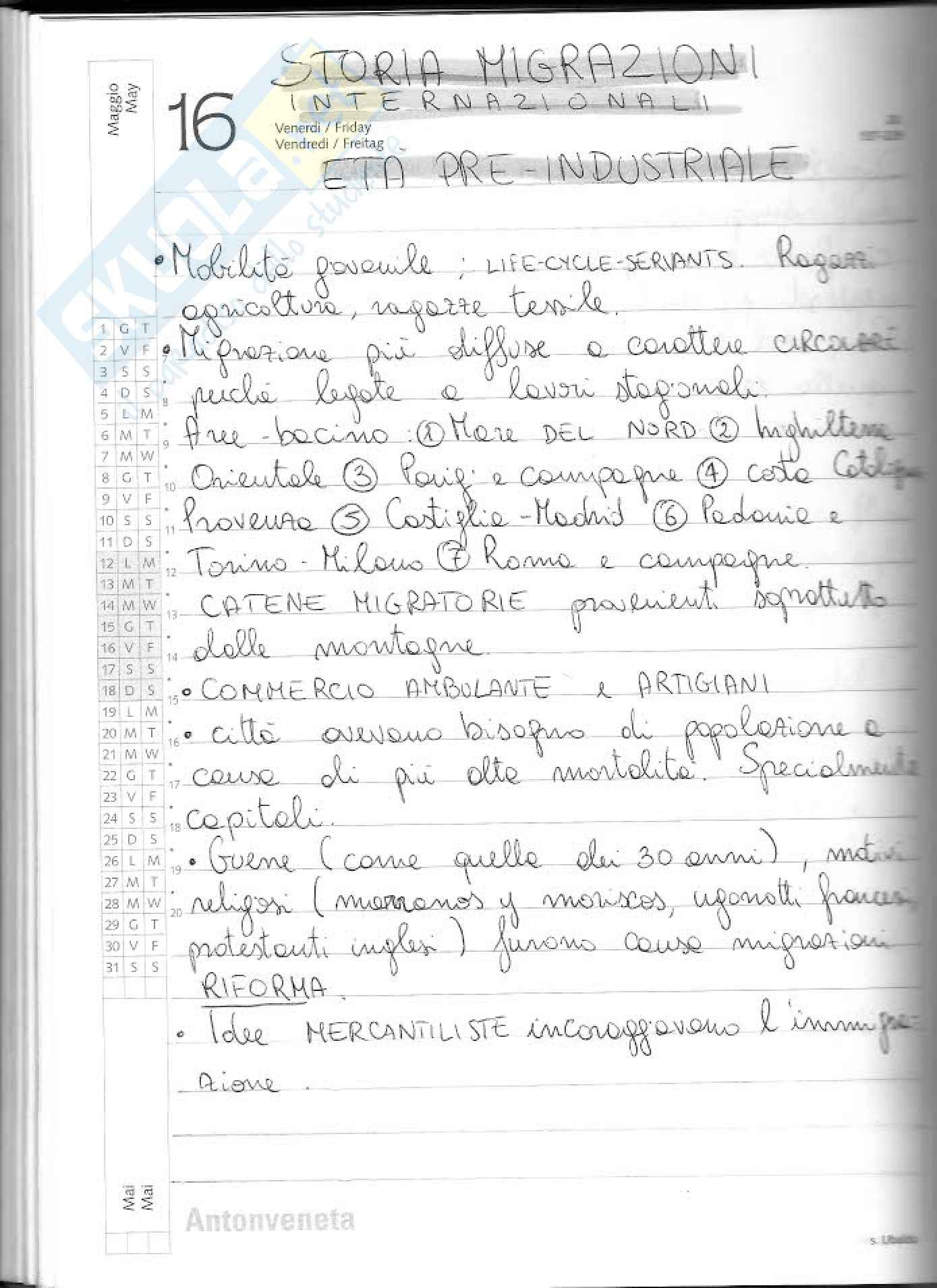 appunto E. Terzuolo Geografia politica ed economica c.a.