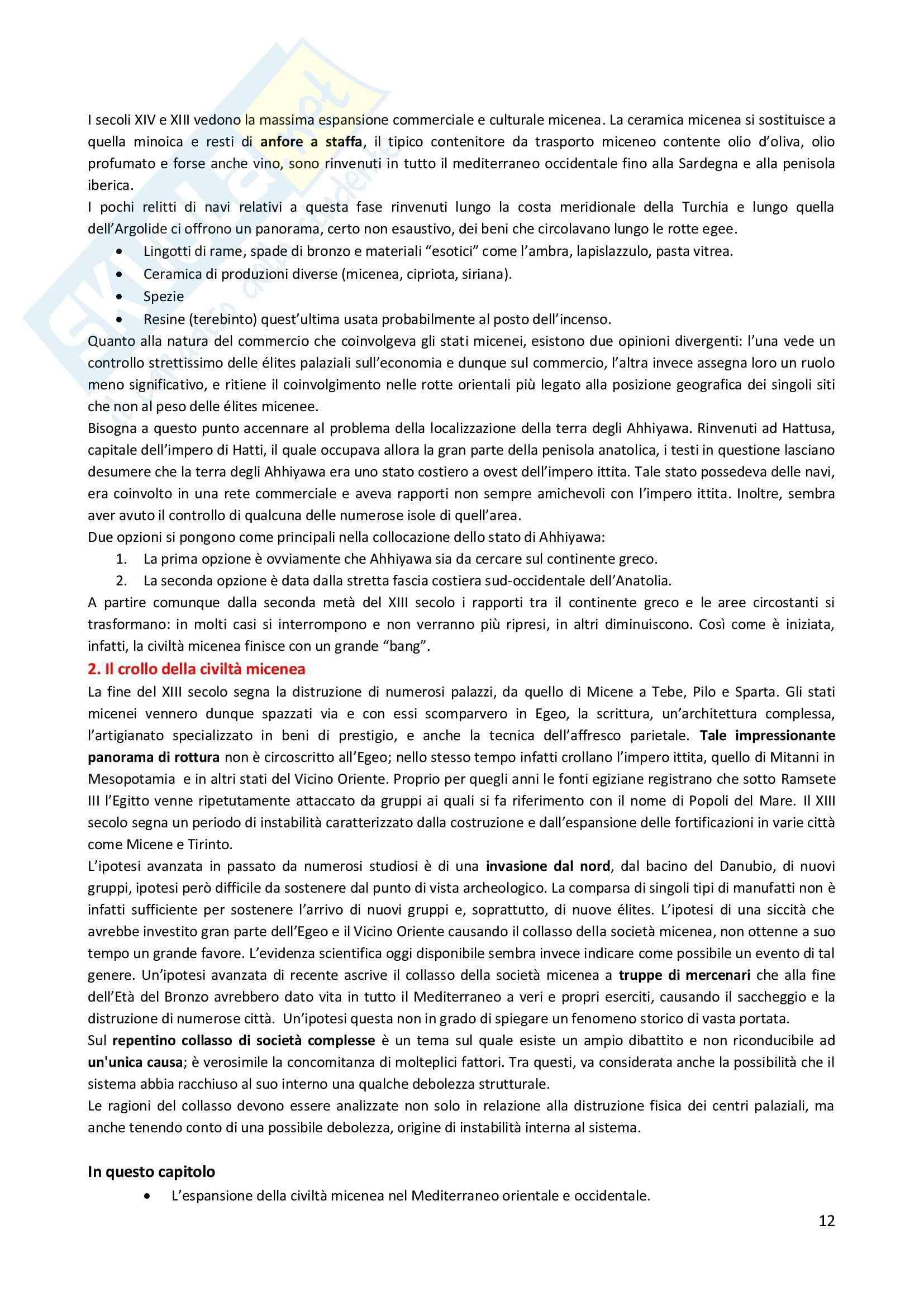 Riassunto esame Storia Greca, prof. Guizzi, libro consigliato Manuale Storia Greca, Bettalli, d'Agata, Magnetto Pag. 11