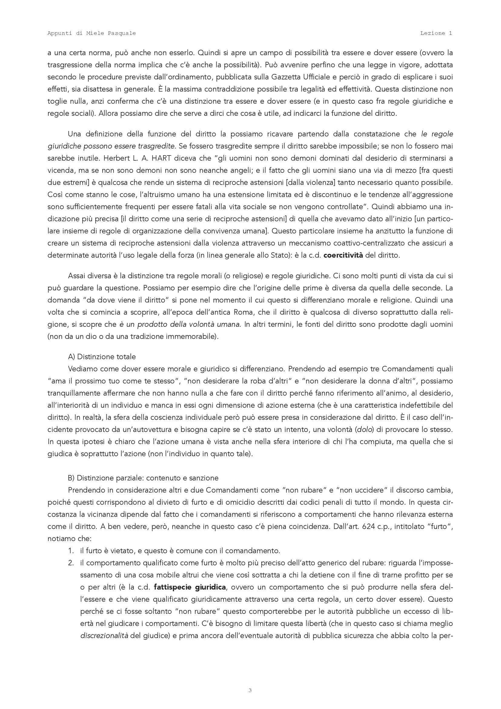 Istituzioni di diritto pubblico - Lezione 1 Pag. 2
