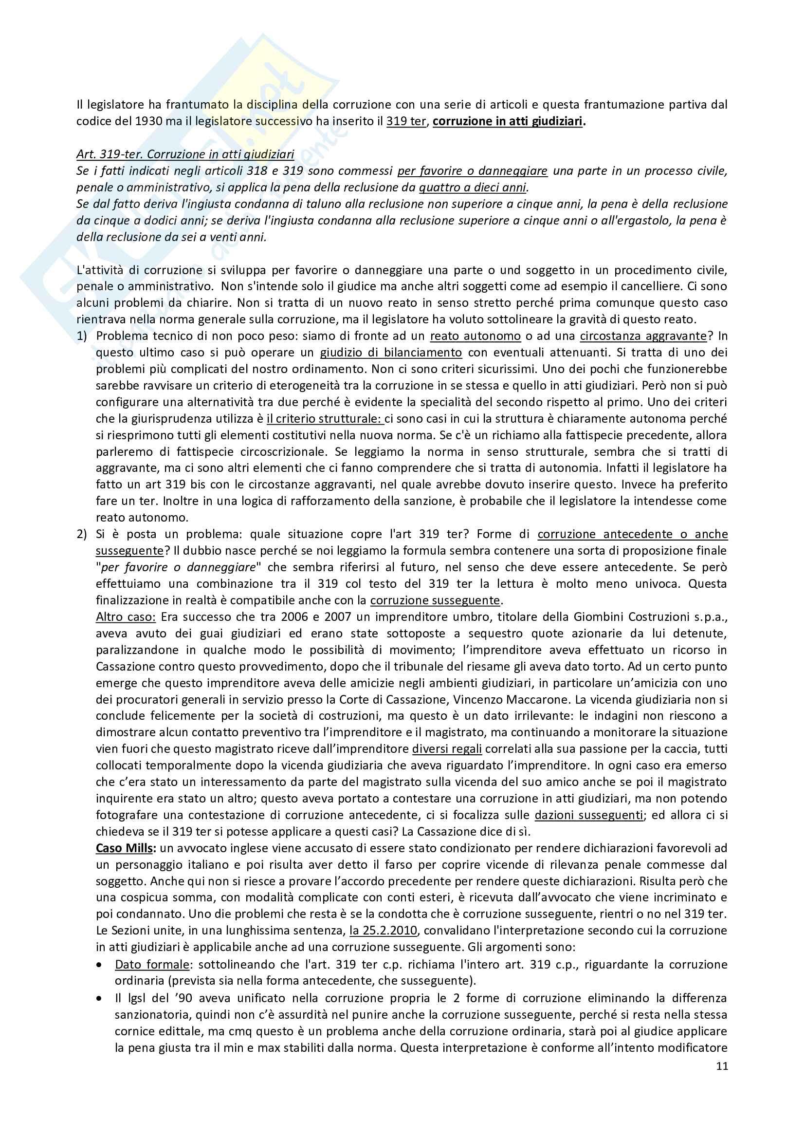 Diritto penale - nozioni Pag. 11