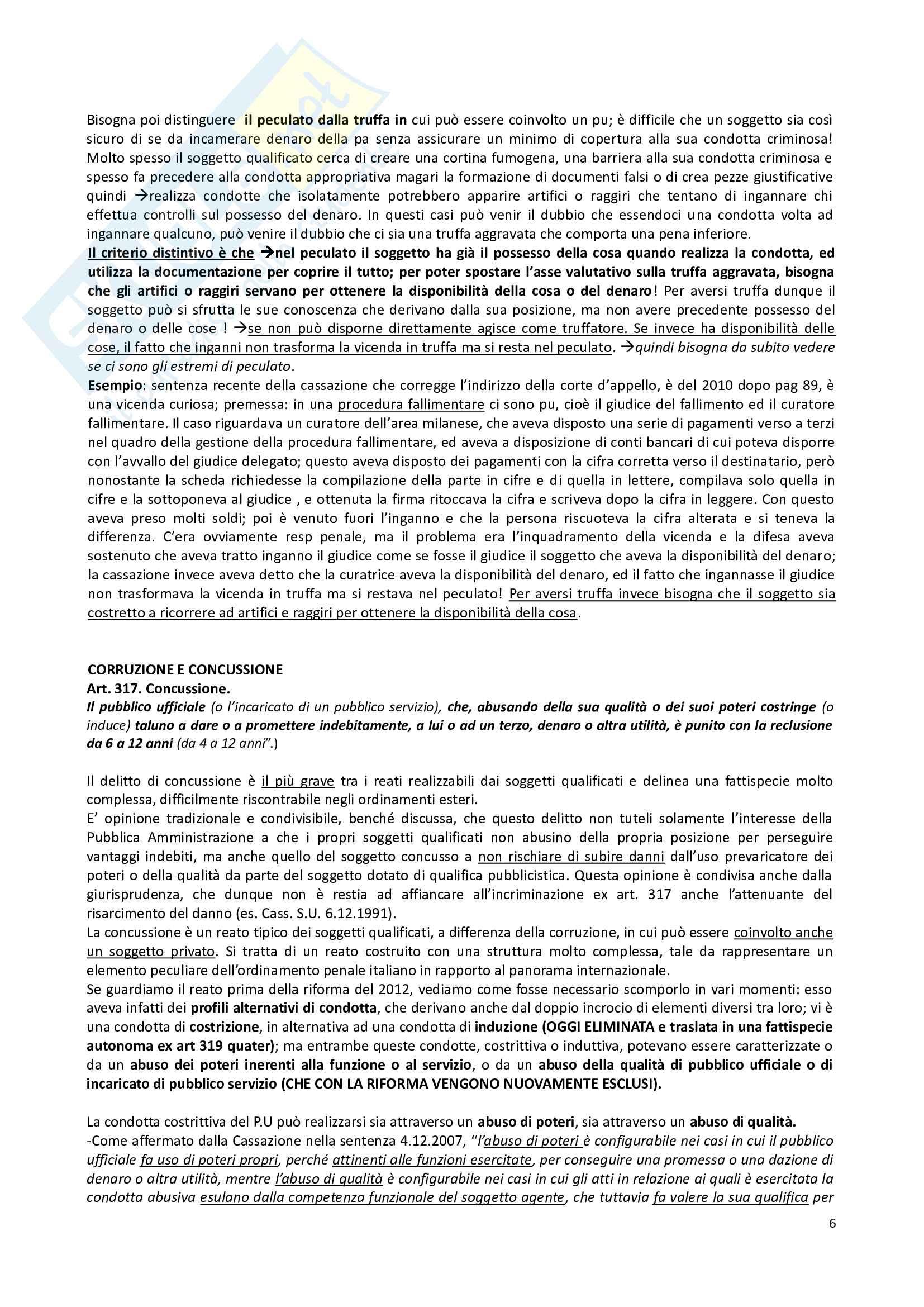 Diritto penale - nozioni Pag. 6