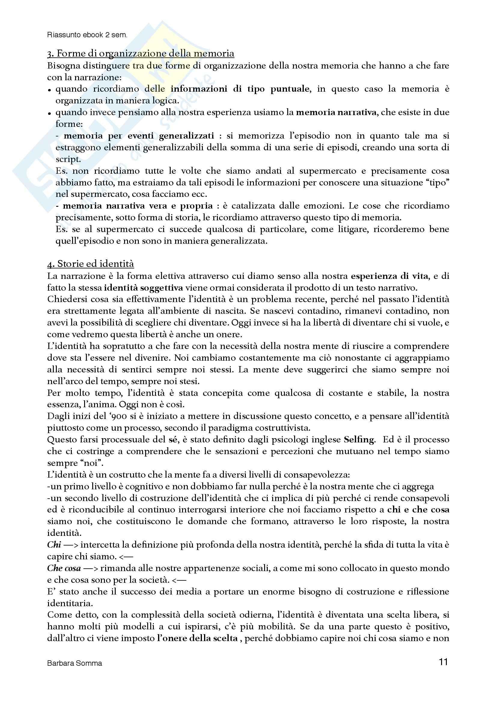 Riassunto esame Metodologia della Ricerca sociale, prof. Di Fraia Pag. 11