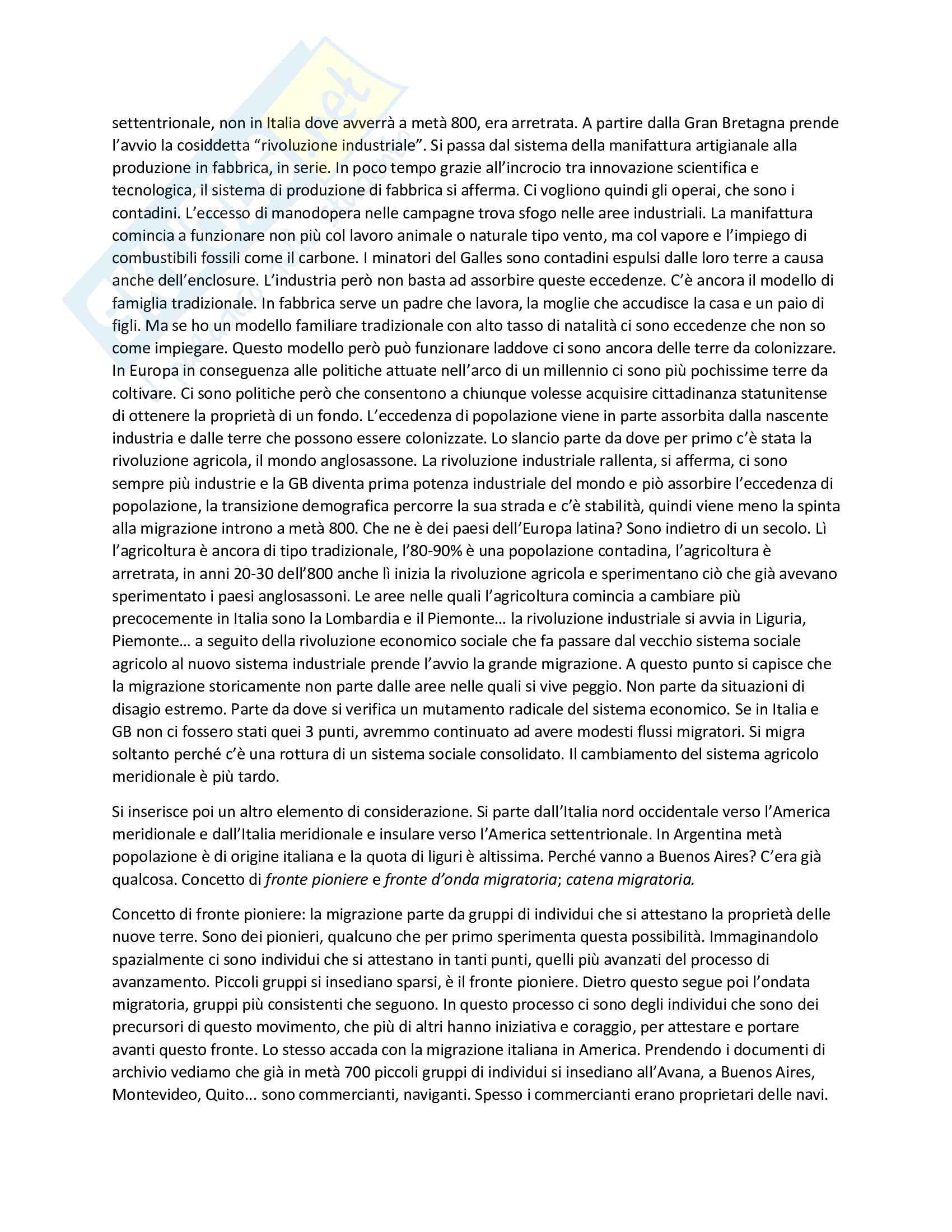 Geografia Umana 2 semestre Pag. 11